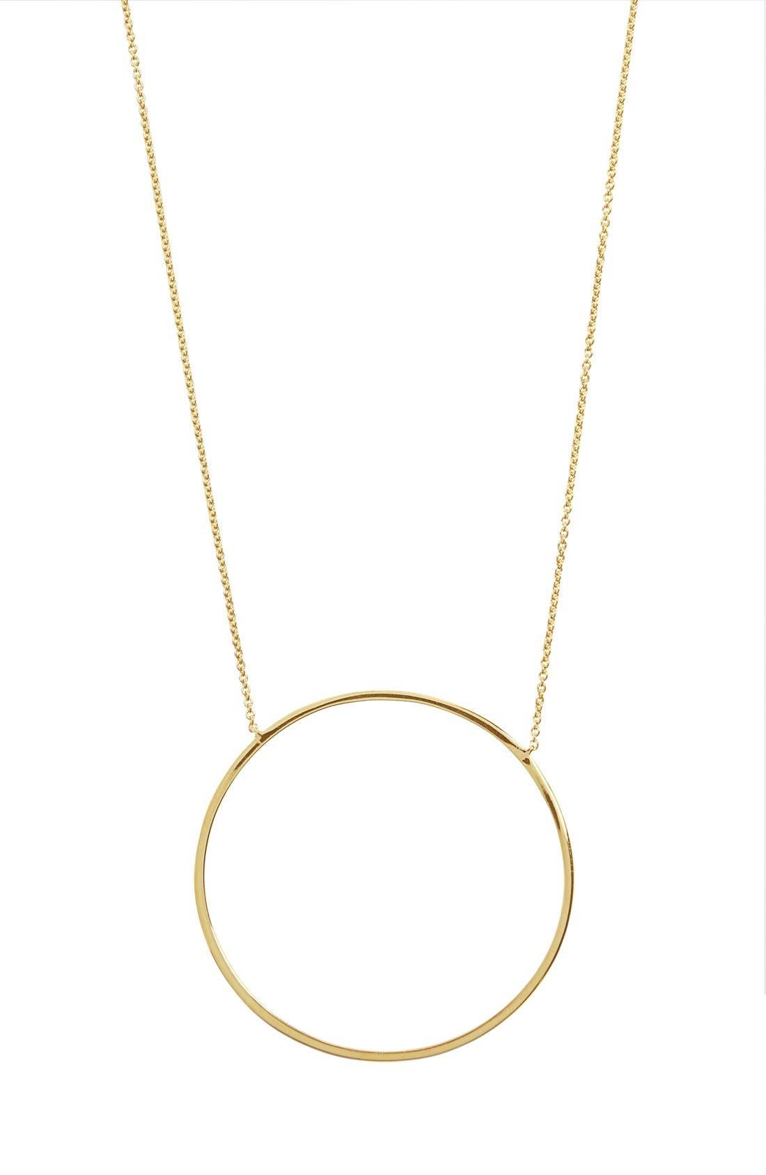 BONY LEVY Pendant Necklace