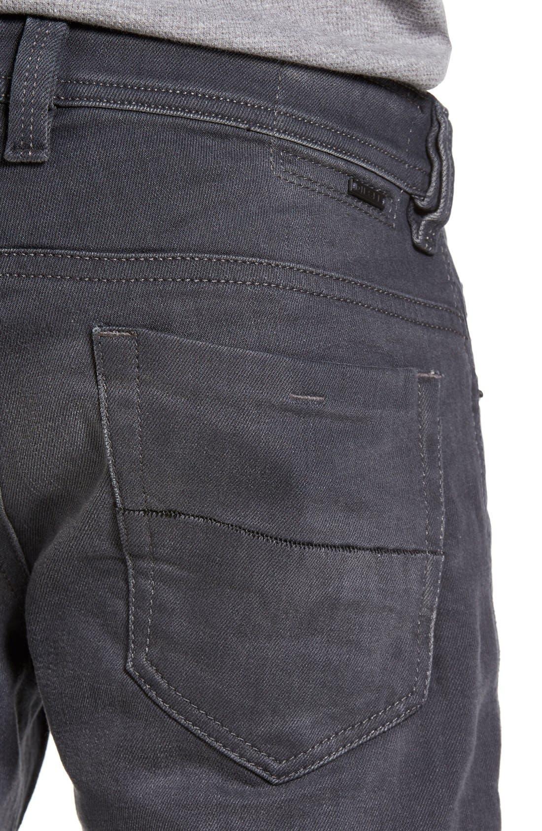 Alternate Image 4  - DIESEL® Thommer Slim Fit Jeans (859K)