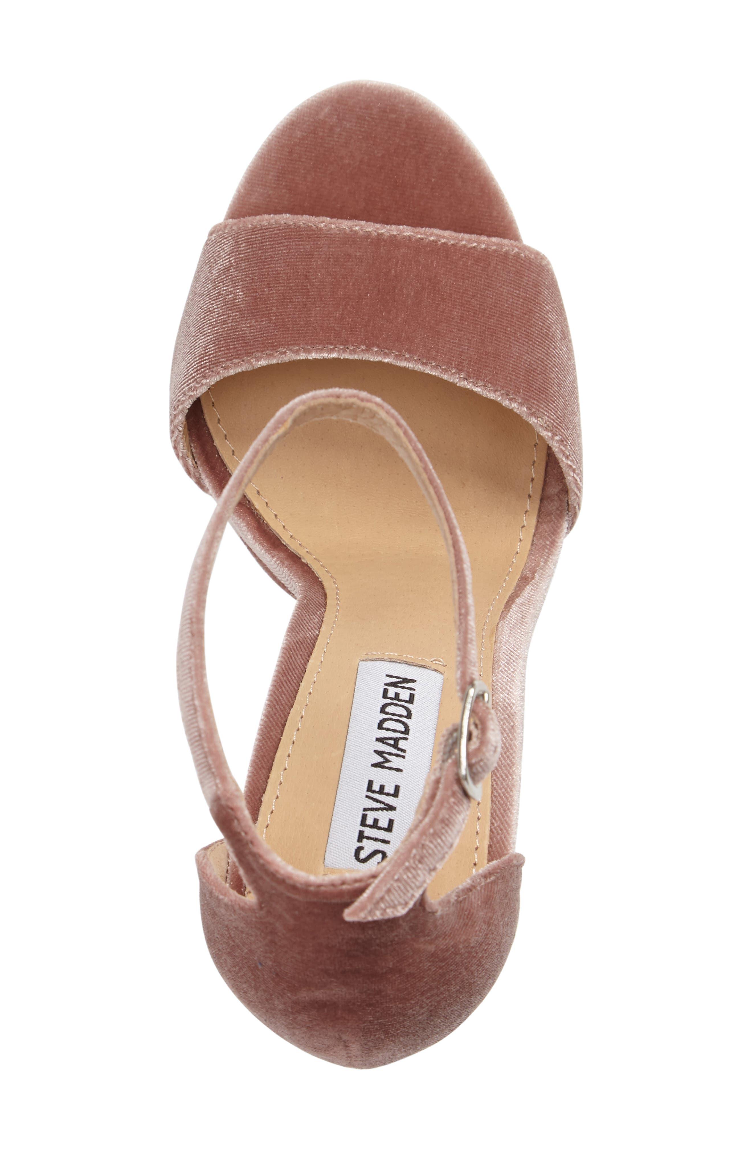 Alternate Image 3  - Steve Madden Gonzo Platform Sandal (Women)