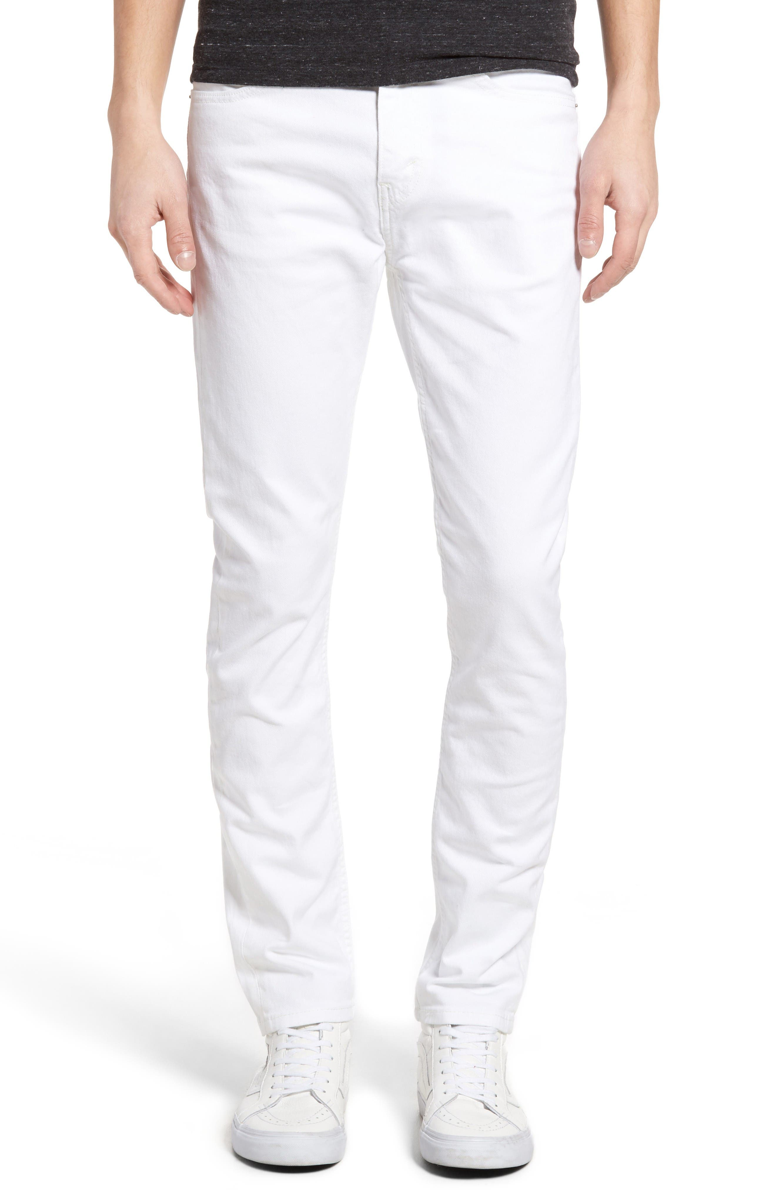 510<sup>®</sup> Skinny Fit Jeans,                             Main thumbnail 1, color,                             White Bull Denim