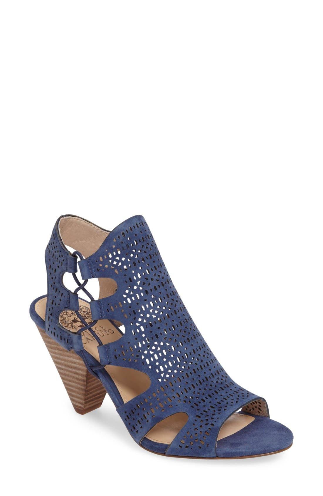 Alternate Image 1 Selected - Vince Camuto Eadon Cutout Sandal (Women)