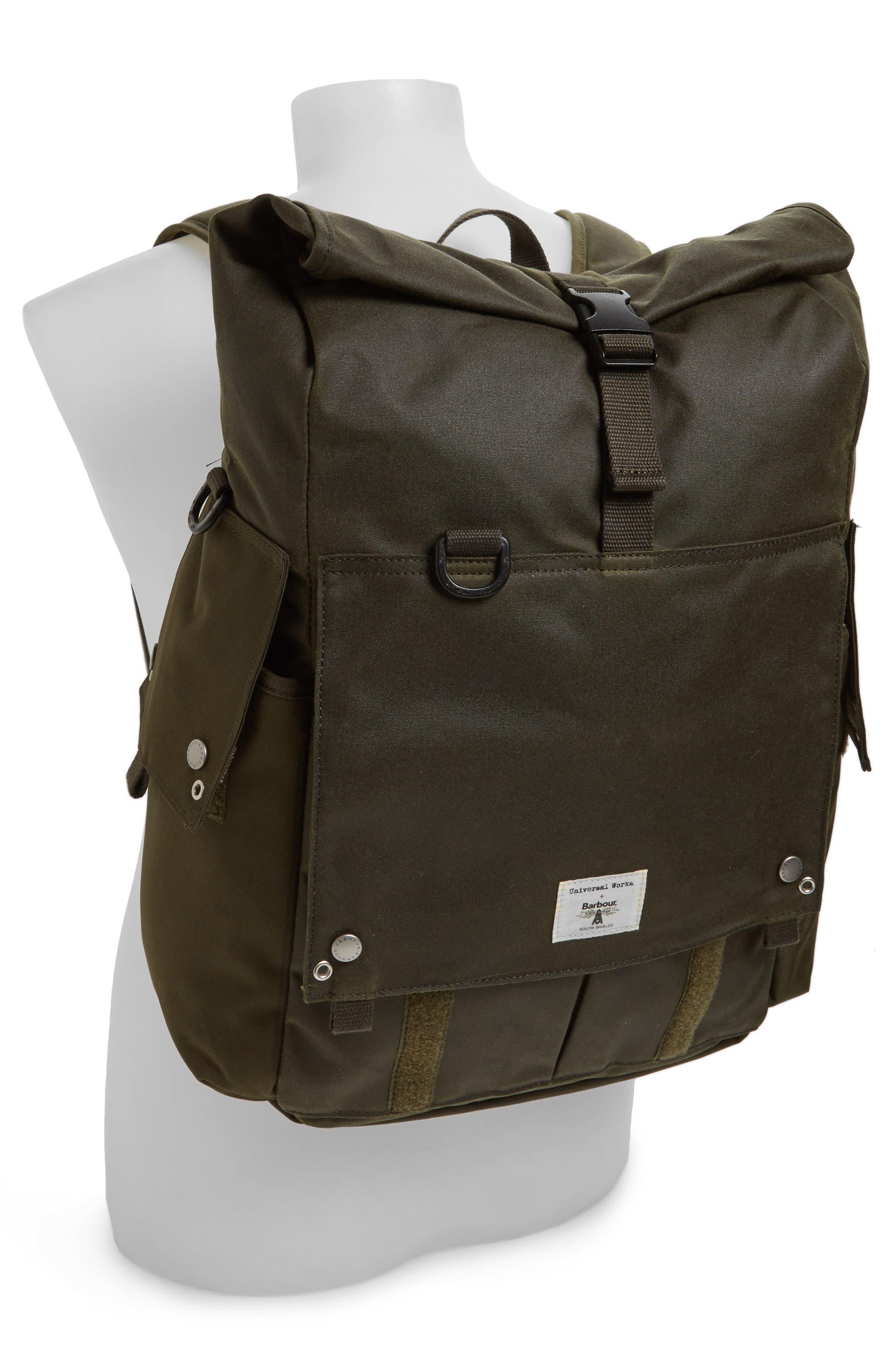 Alternate Image 2  - Barbour x Universal Works Alliance Backpack