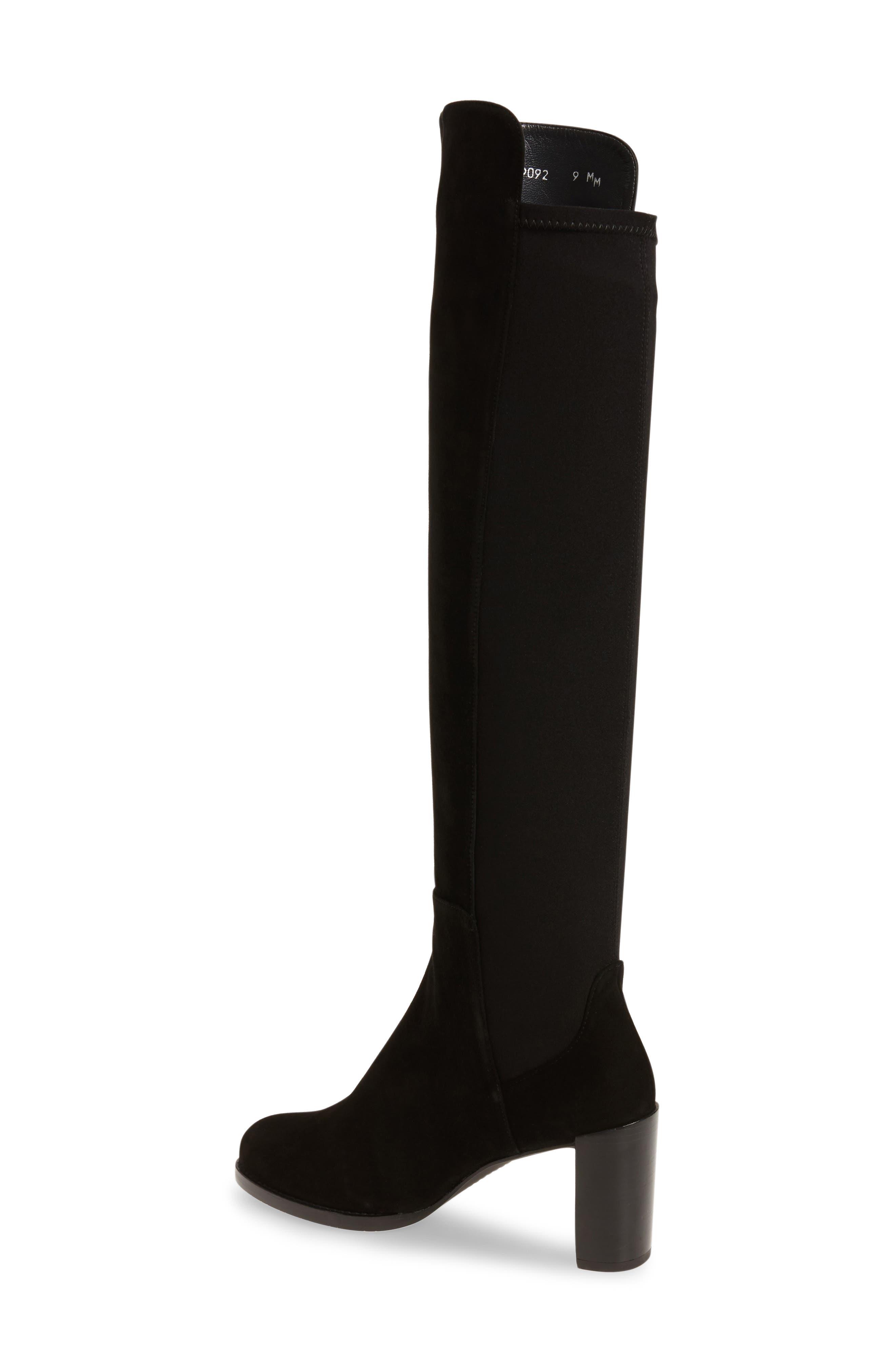 Alternate Image 2  - Stuart Weitzman 'Soho' Tall Elastic Back Boot (Women) (Nordstrom Exclusive)