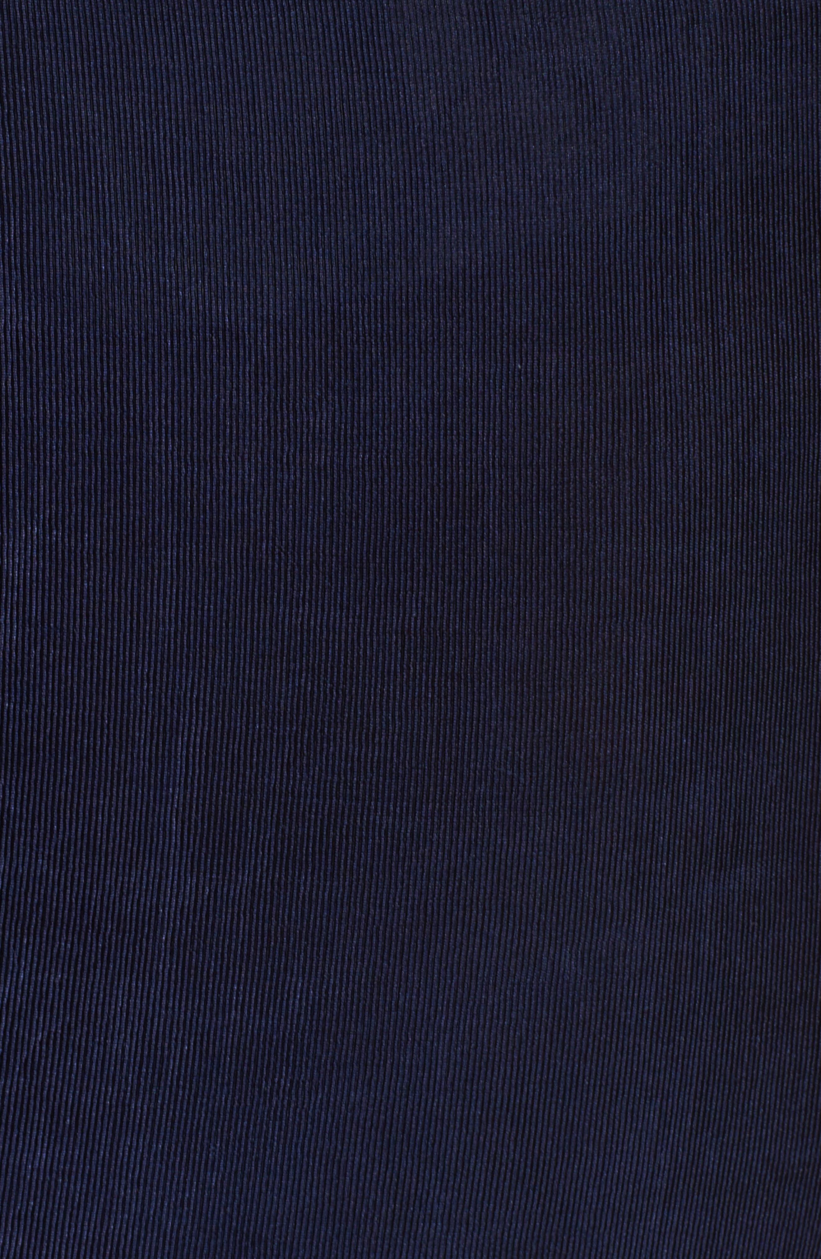 Alternate Image 5  - Vikki Vi Stretch Knit Crop Pants (Plus Size)