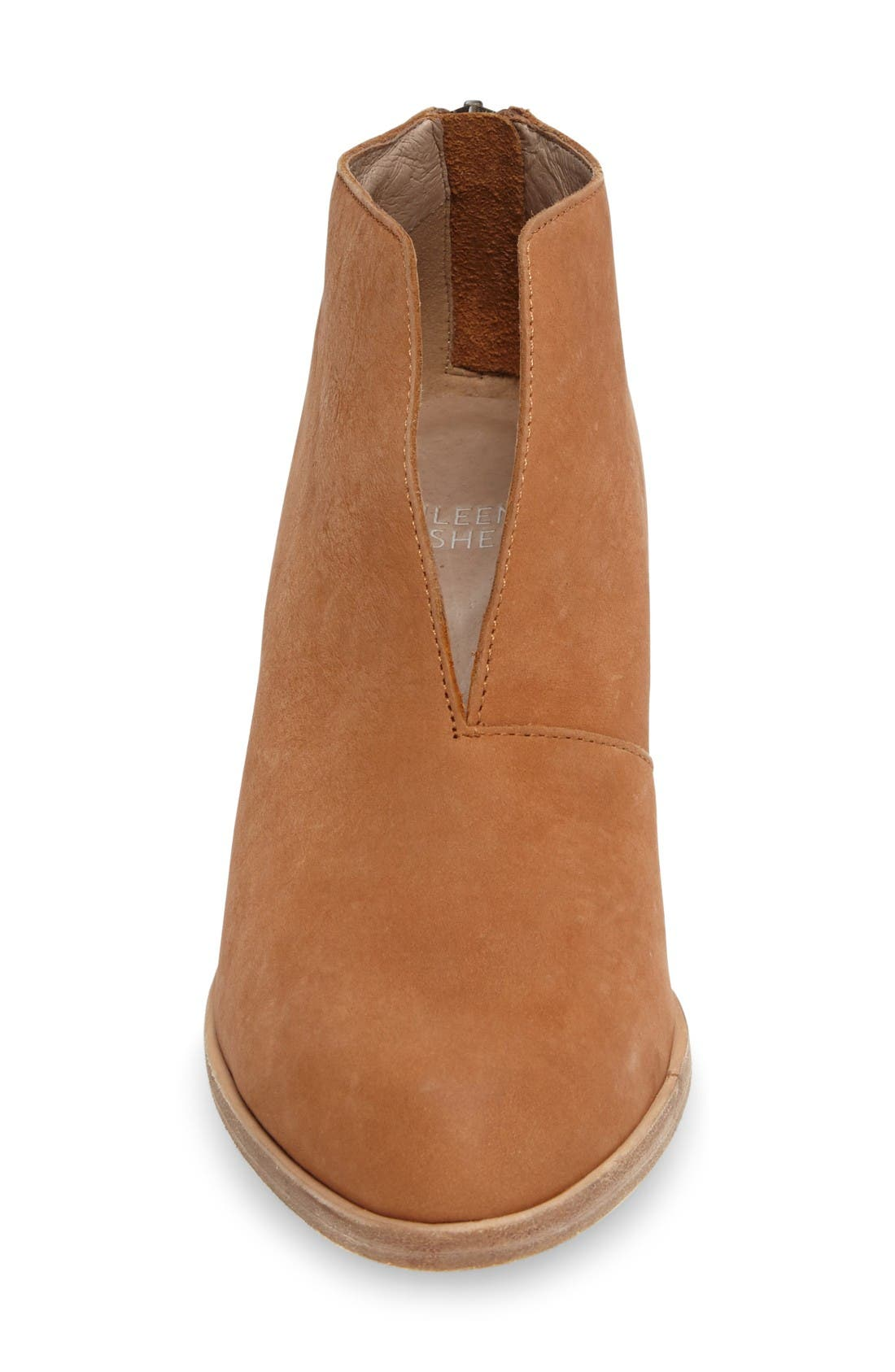 Alternate Image 3  - Eileen Fisher Nelson Split Shaft Block Heel Bootie (Women)