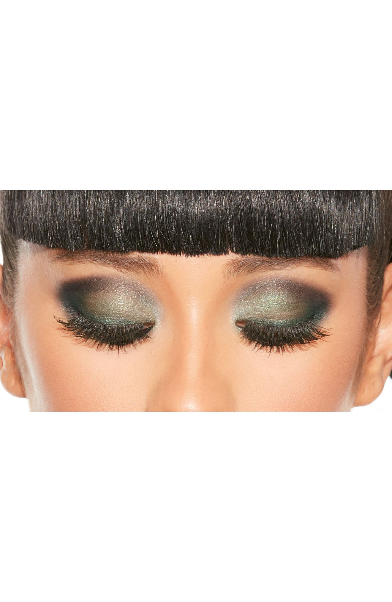 Cover Shot Smoky Eyeshadow Palette,                             Alternate thumbnail 5, color,                             Smoky