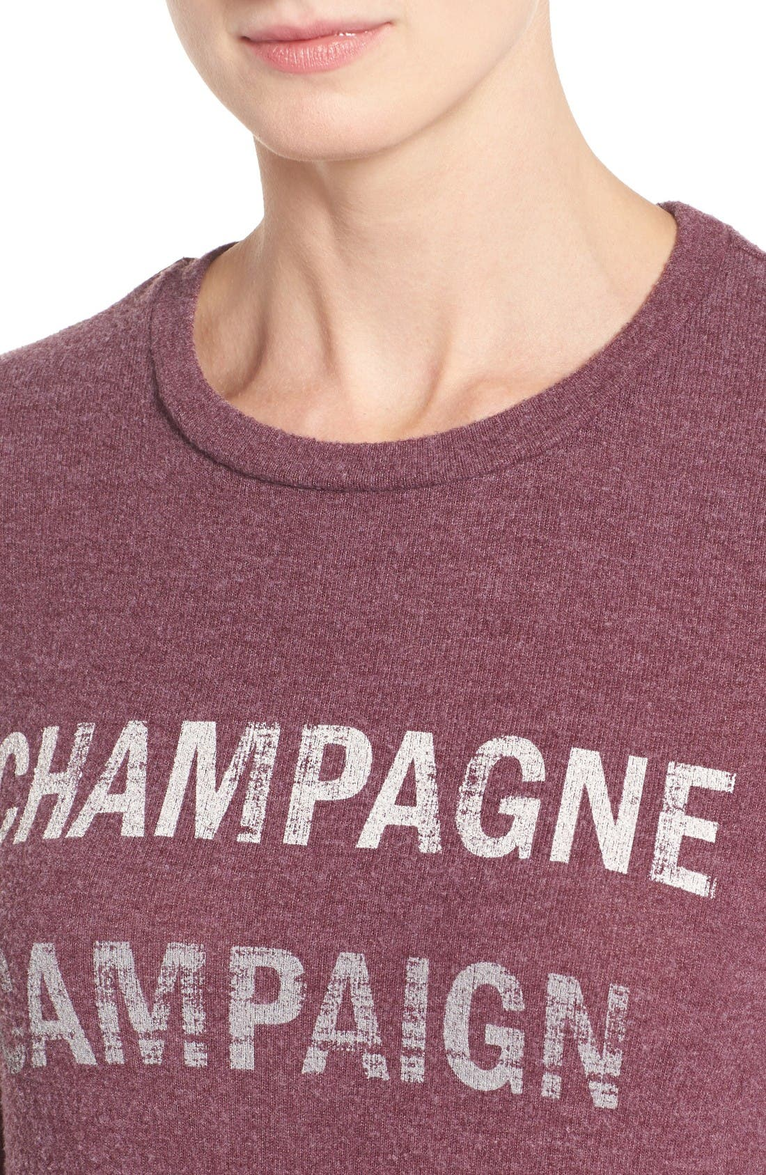 Alternate Image 4  - Signorelli Graphic Sweatshirt