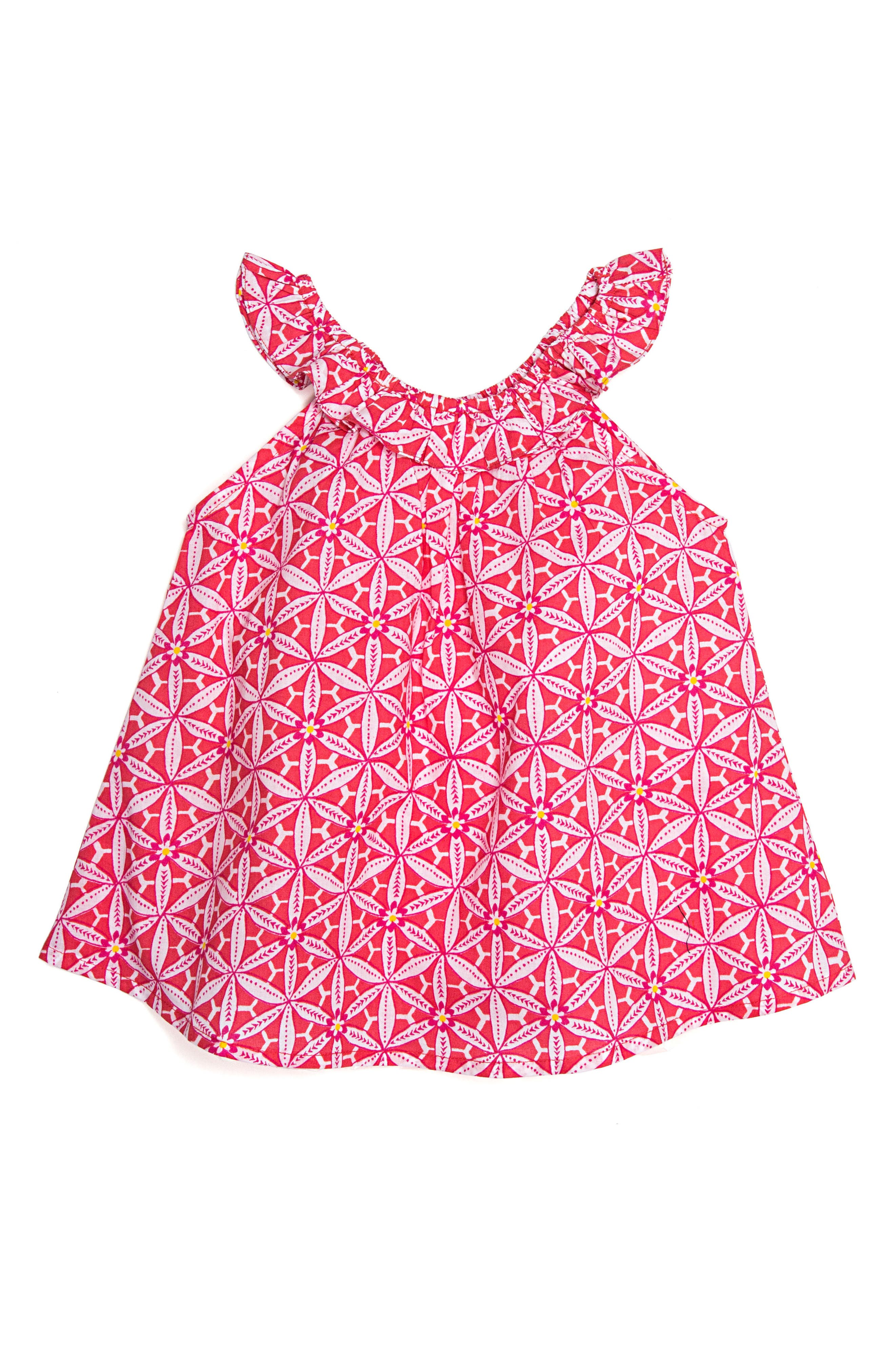 Masalababy Sail Away Tank (Toddler Girls, Little Girls & Big Girls)