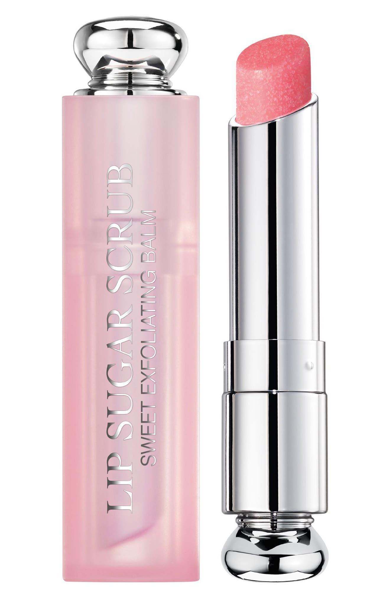 Dior Lip Sugar Scrub Sweet Exfoliating Balm