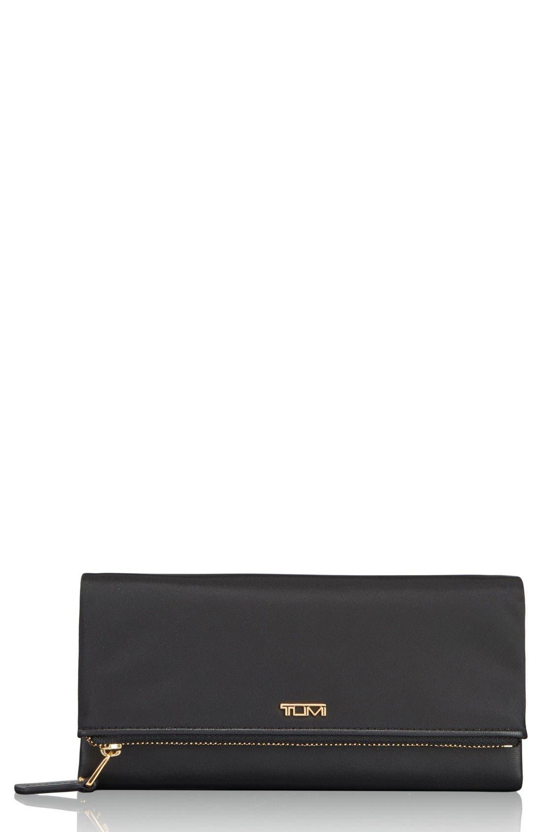 Main Image - Tumi Continental Flap Tech Wallet