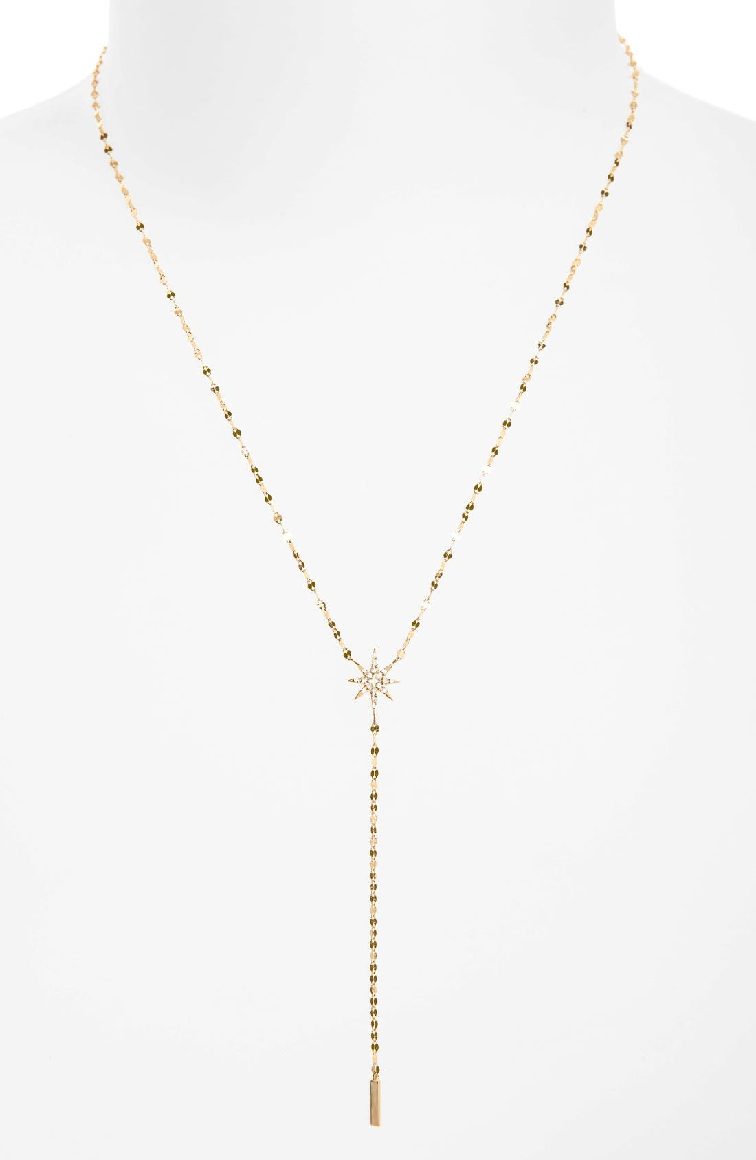 Alternate Image 1 Selected - Lana Jewelry Flawless Diamond Star Y-Necklace