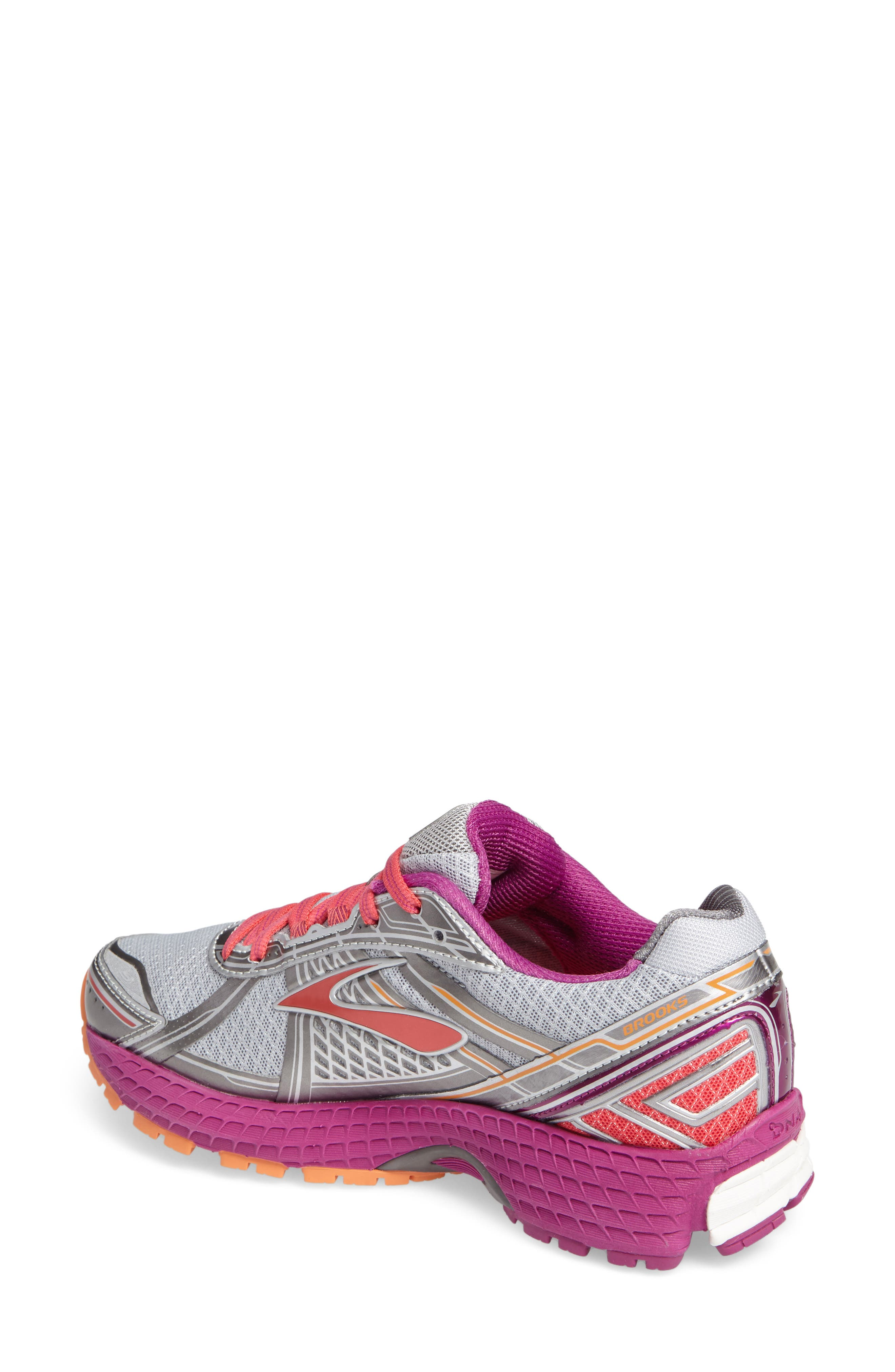 Alternate Image 2  - Brooks Defyance 9 Running Shoe (Women)