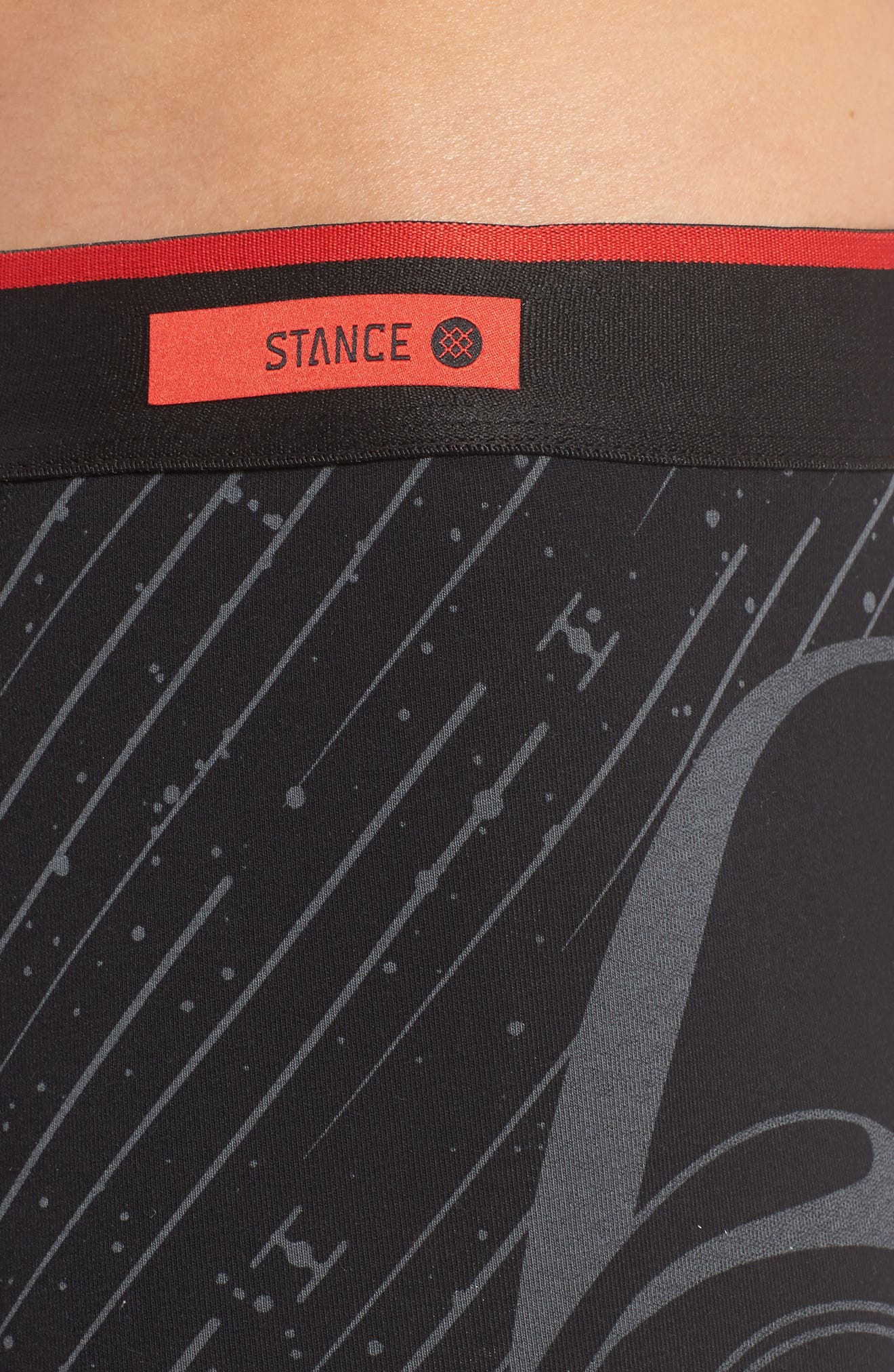 Alternate Image 4  - Stance Del Mar Star Wars™ Darth Vader Boxer Briefs