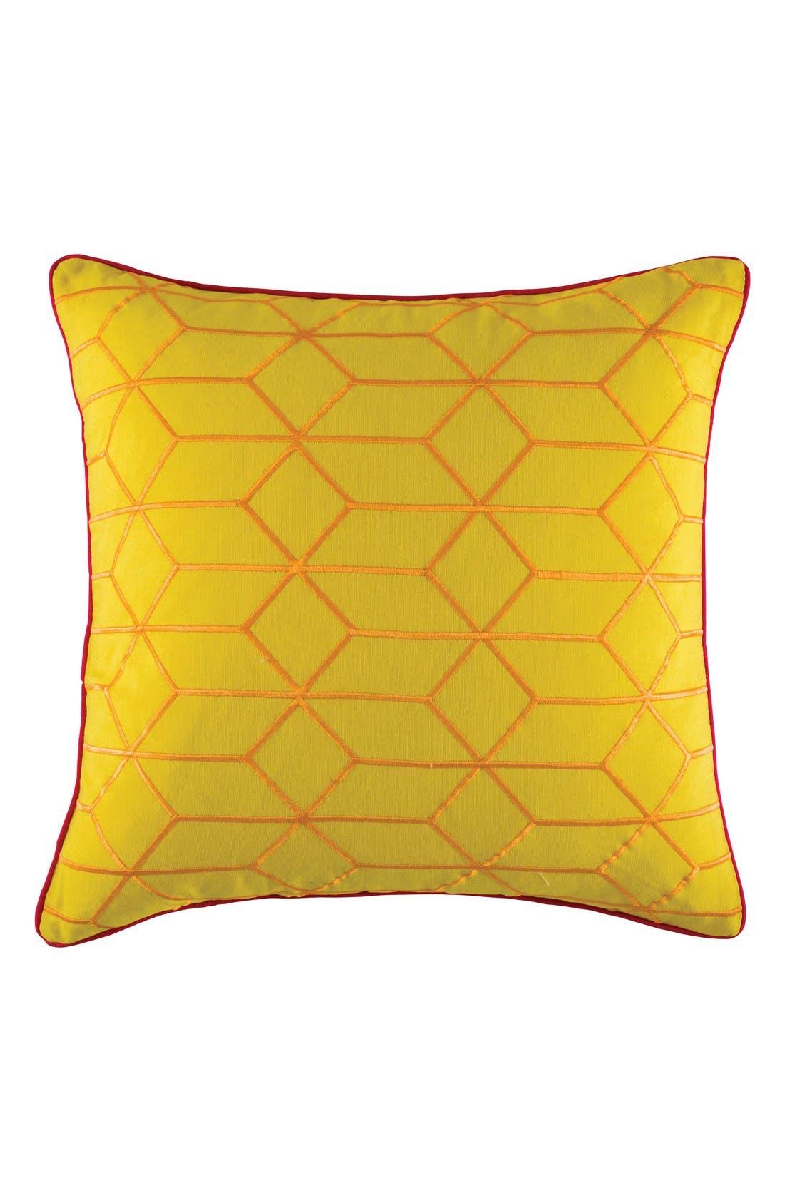 Alternate Image 1 Selected - KAS Designs Muze Pillow