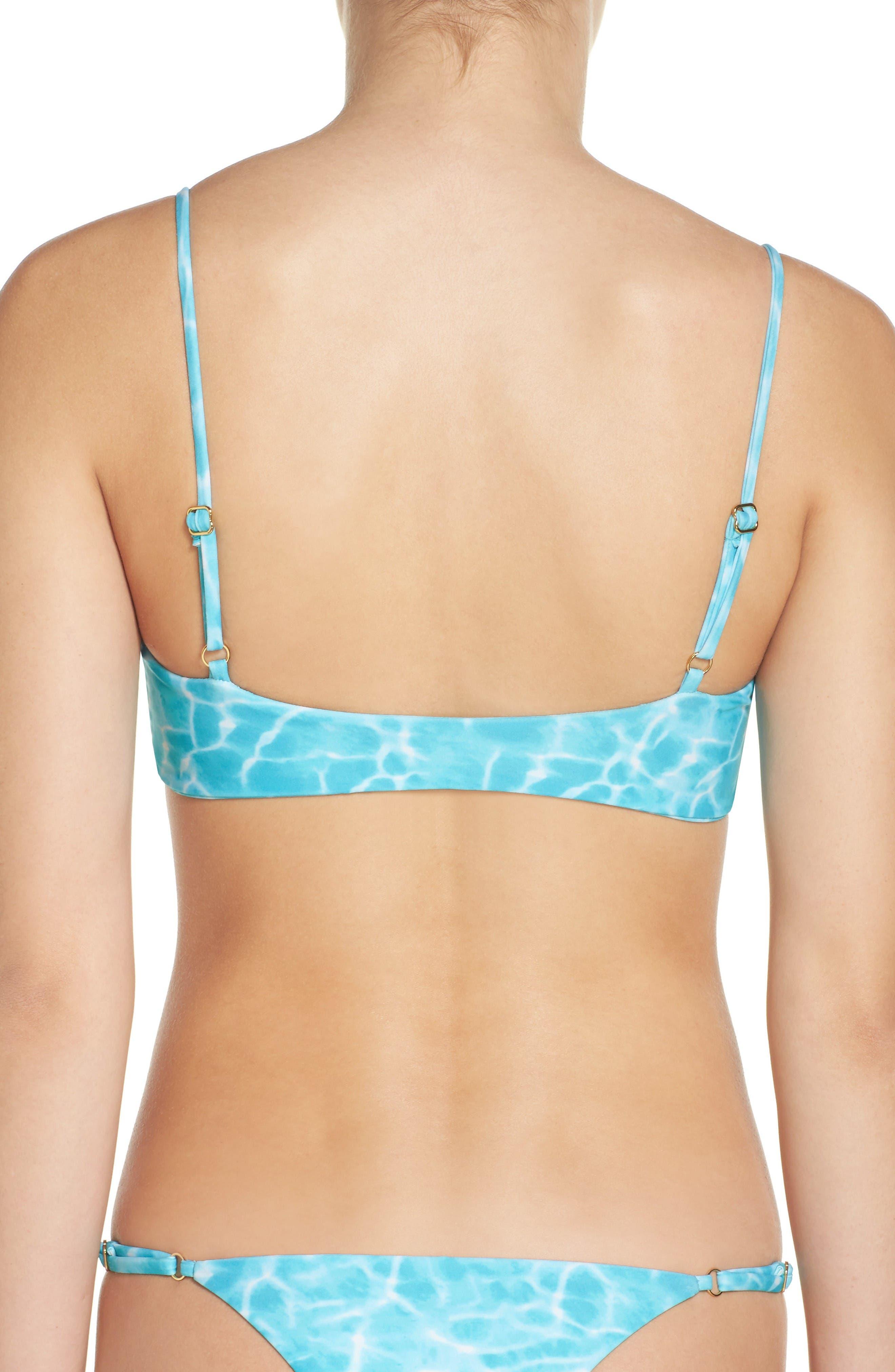Alternate Image 2  - Issa de' mar Tiare Bikini Top