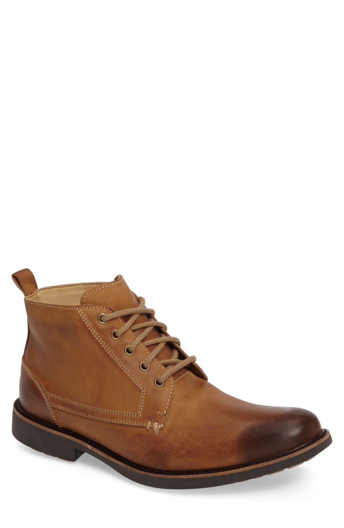 'Pedras' Boot,                         Main,                         color, Castor Leather