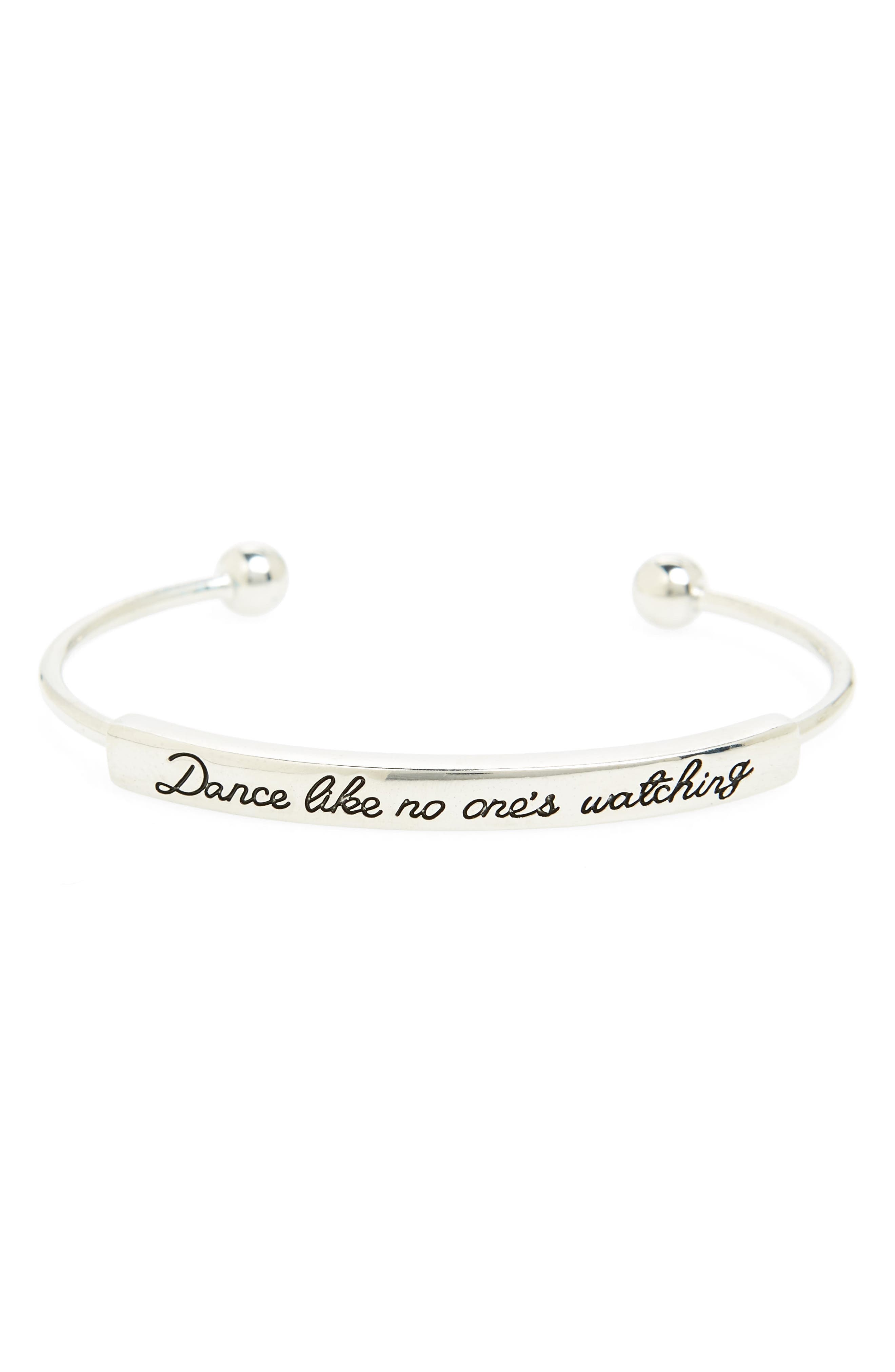 Main Image - Topshop Dance Cuff Bracelet