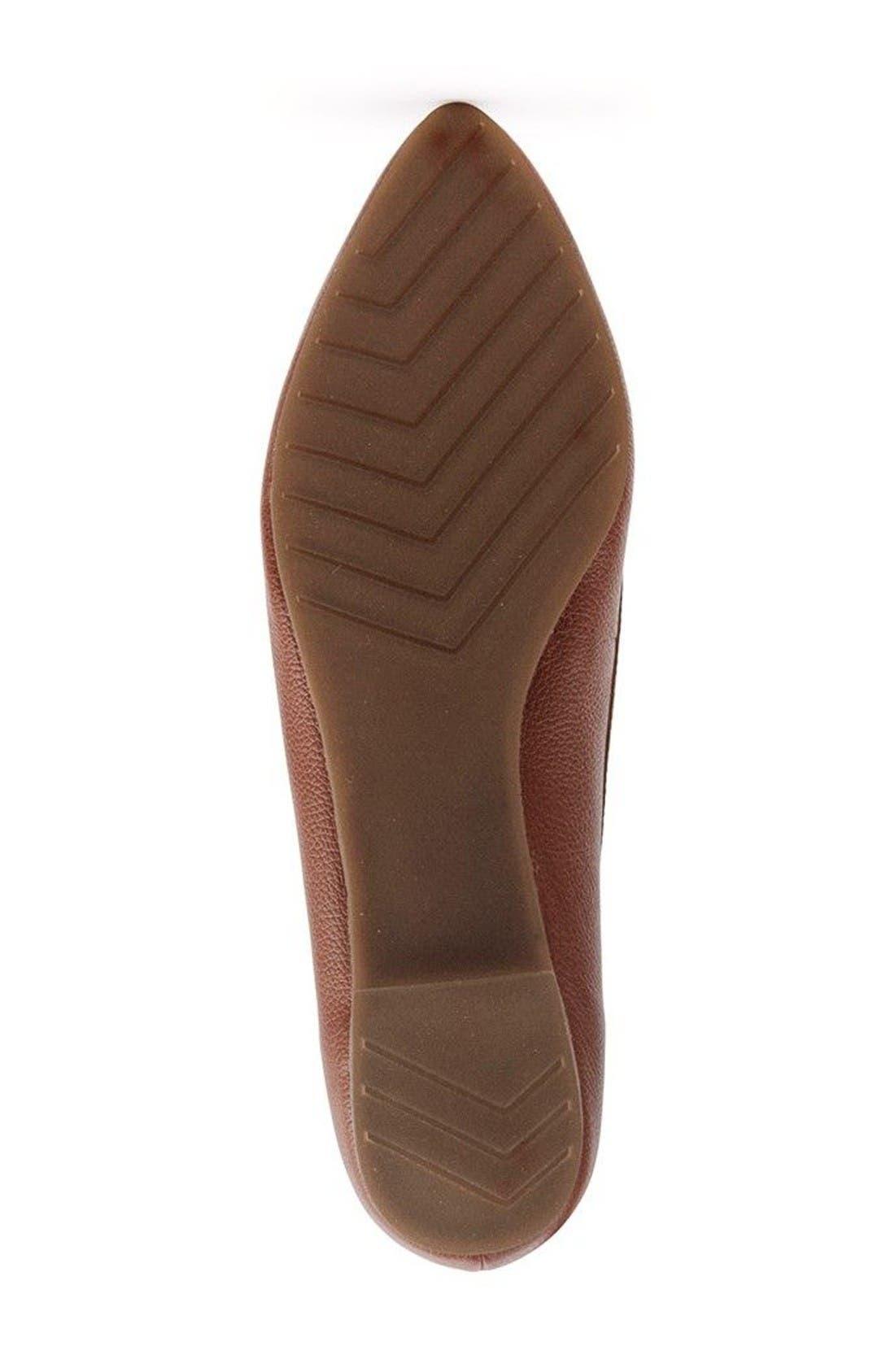 Alternate Image 4  - Me Too Audra Loafer Flat (Women)