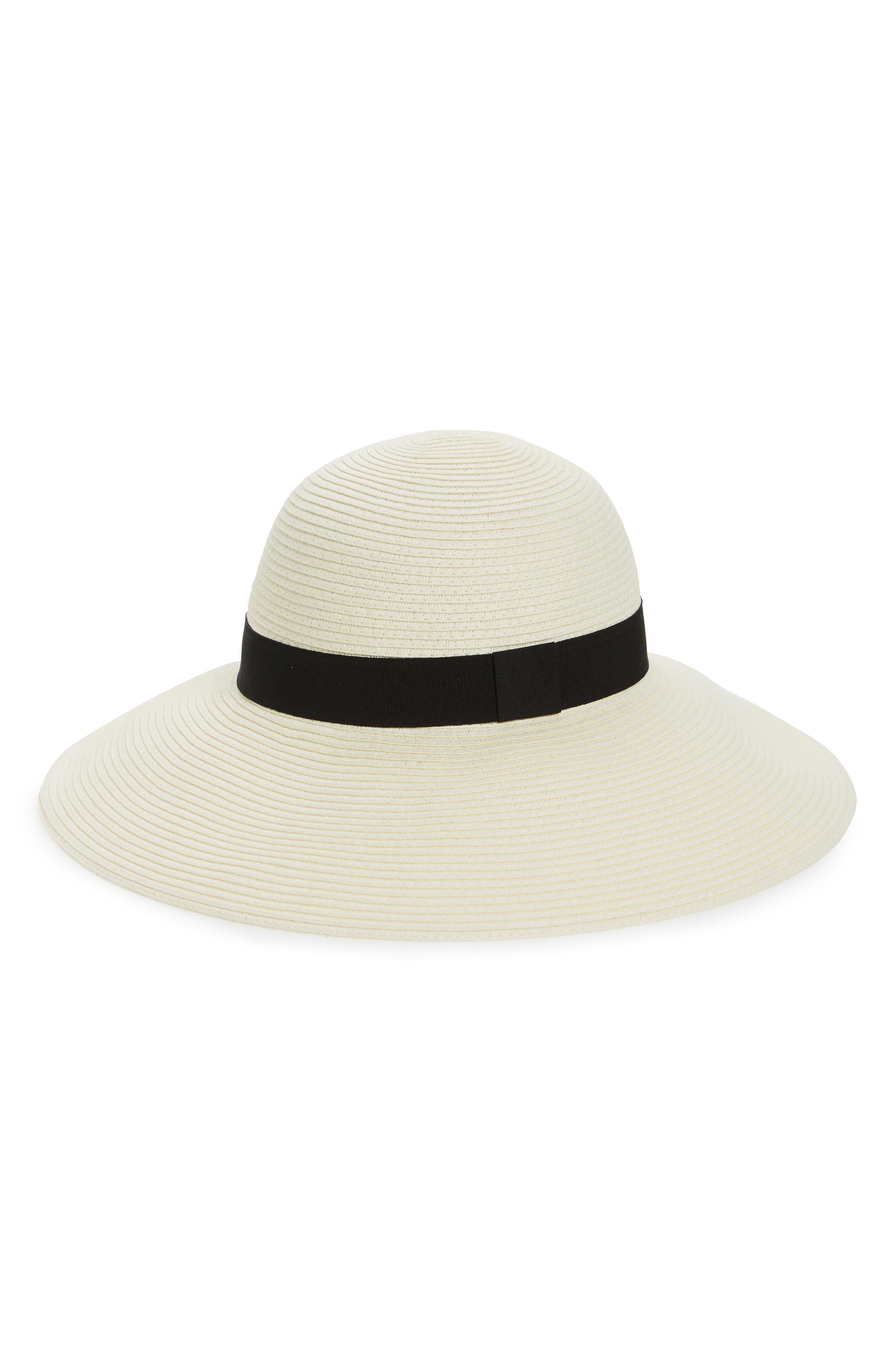 Alternate Image 1 Selected - Halogen® Floppy Hat