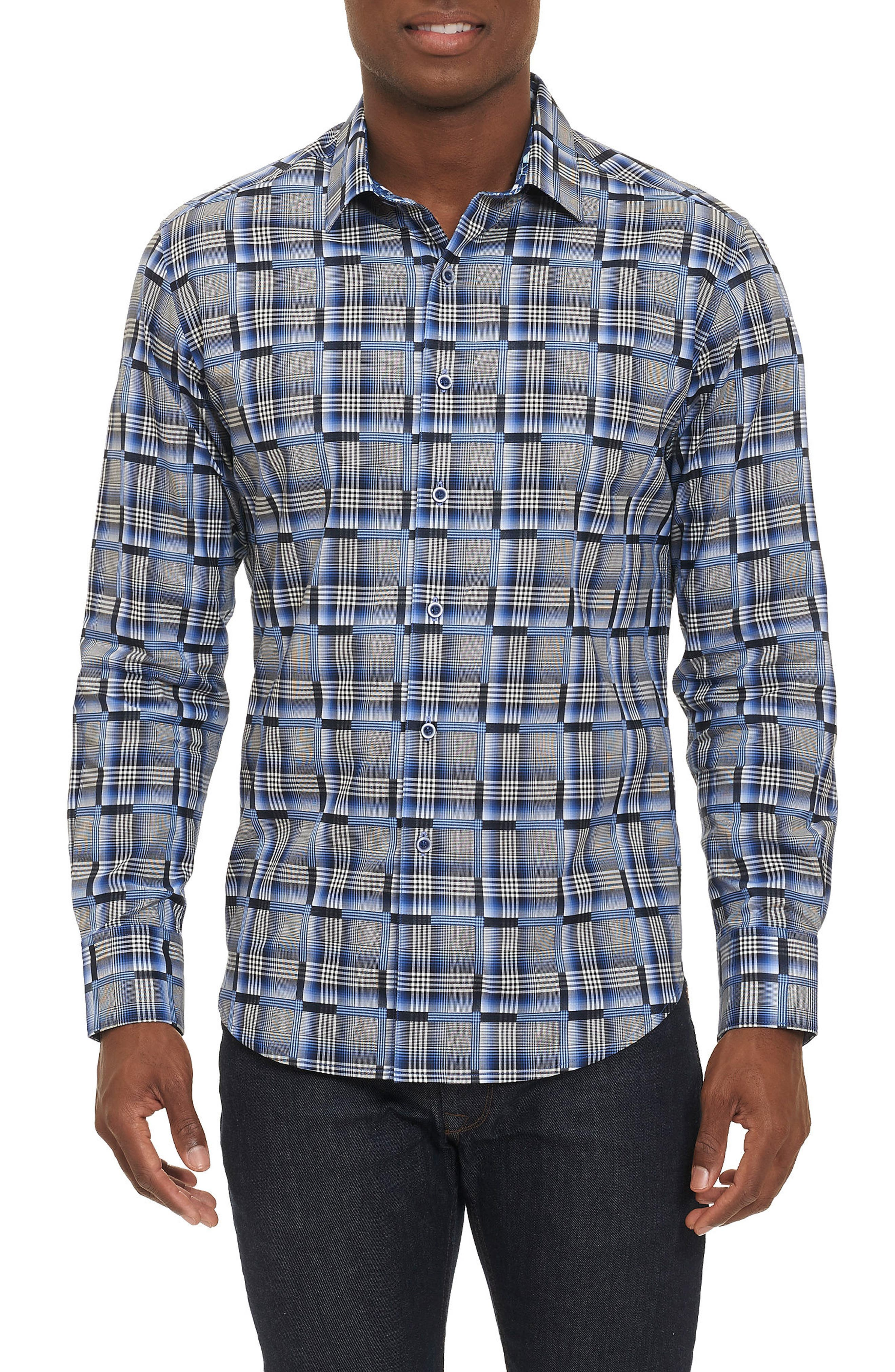 Main Image - Robert Graham Butala Sport Shirt