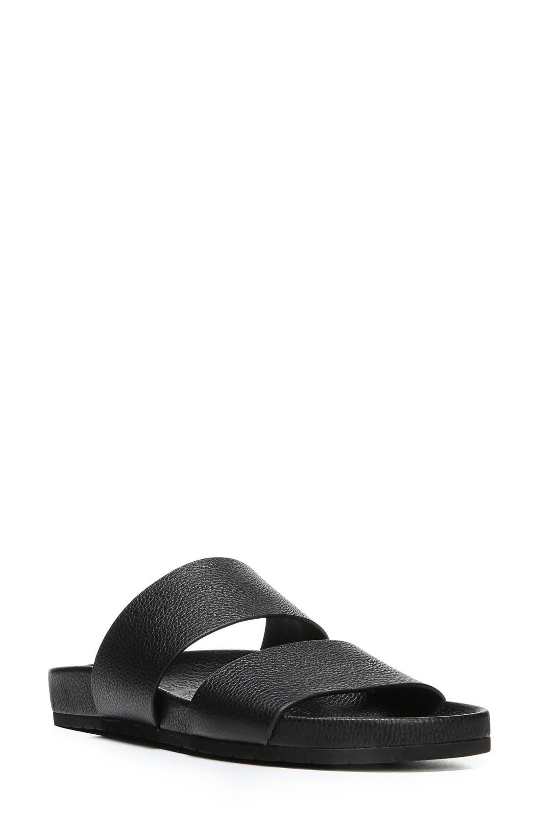 Alternate Image 1 Selected - Vince Georgie Slide Sandal (Women)