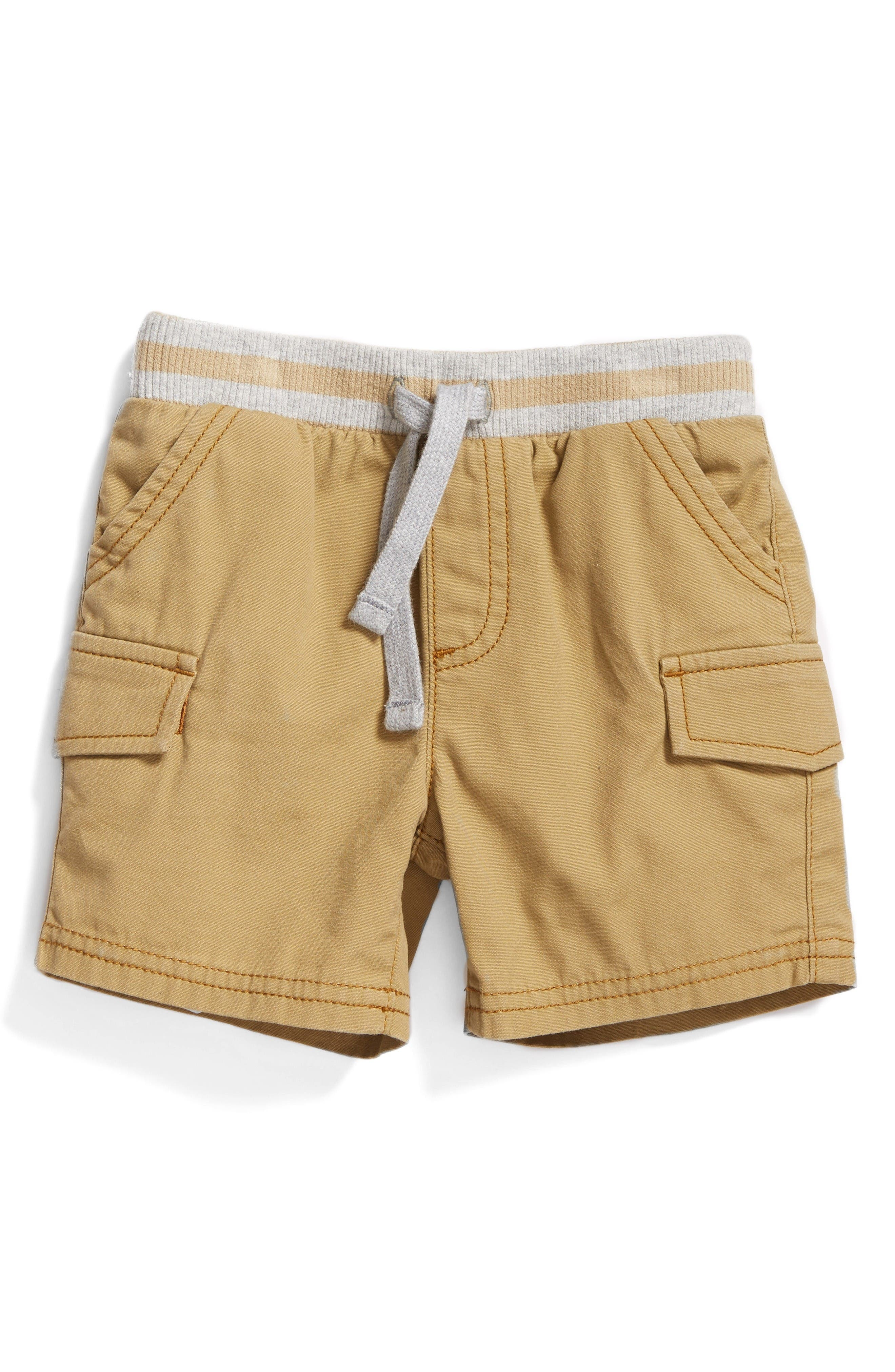 Cargo Shorts,                         Main,                         color, Tan Kelp