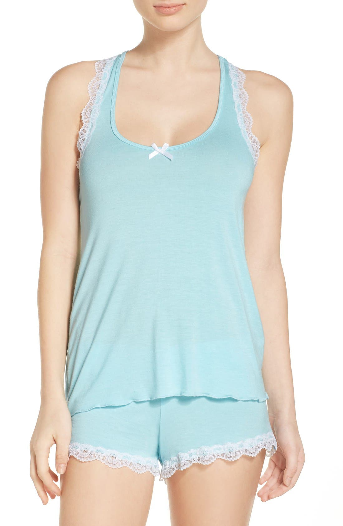 Alternate Image 1 Selected - Honeydew Intimates Short Pajamas (2 for $60)