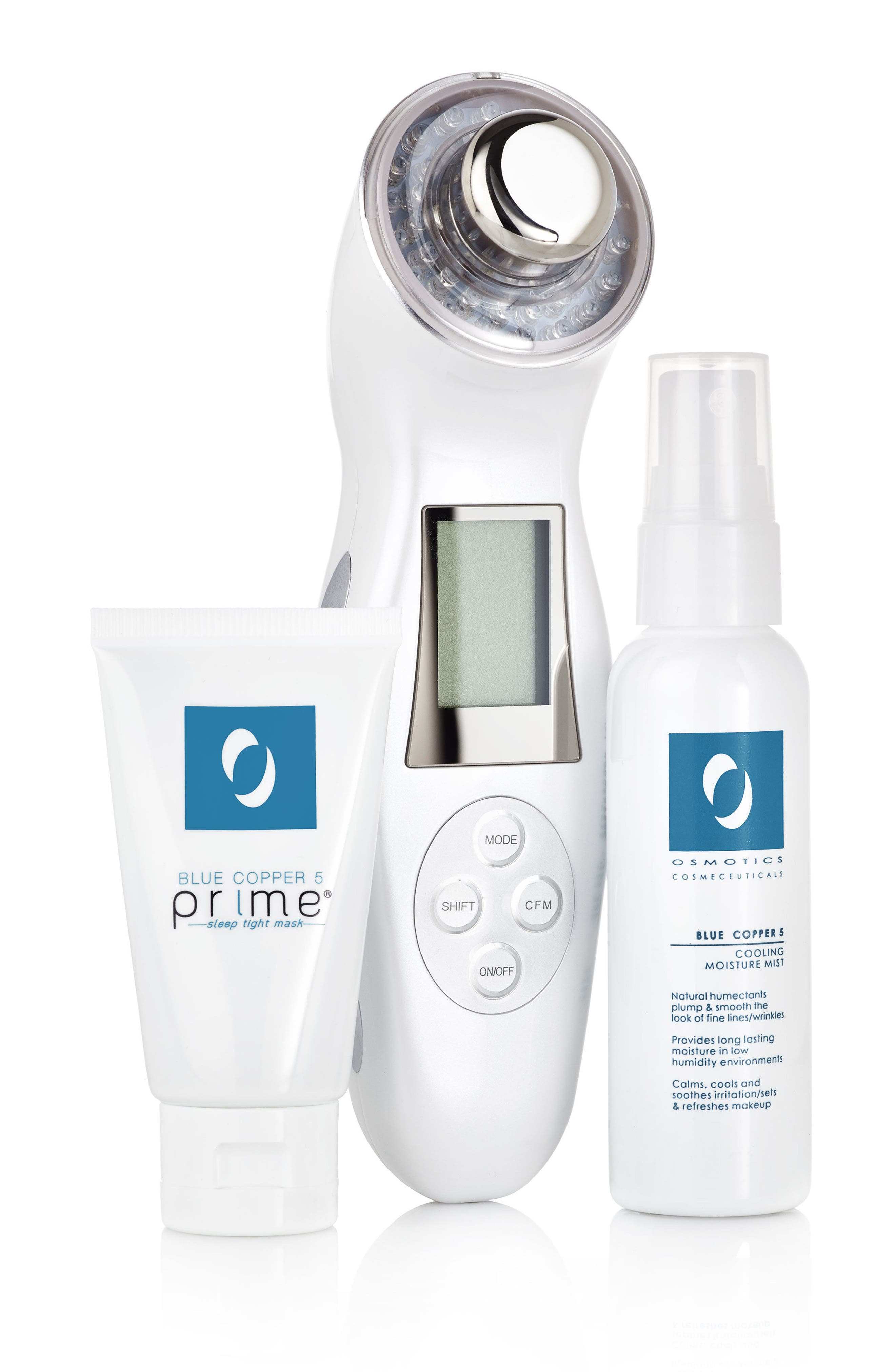 Osmotics Cosmeceuticals '3-in-1' Ageless Facial Enhancer System