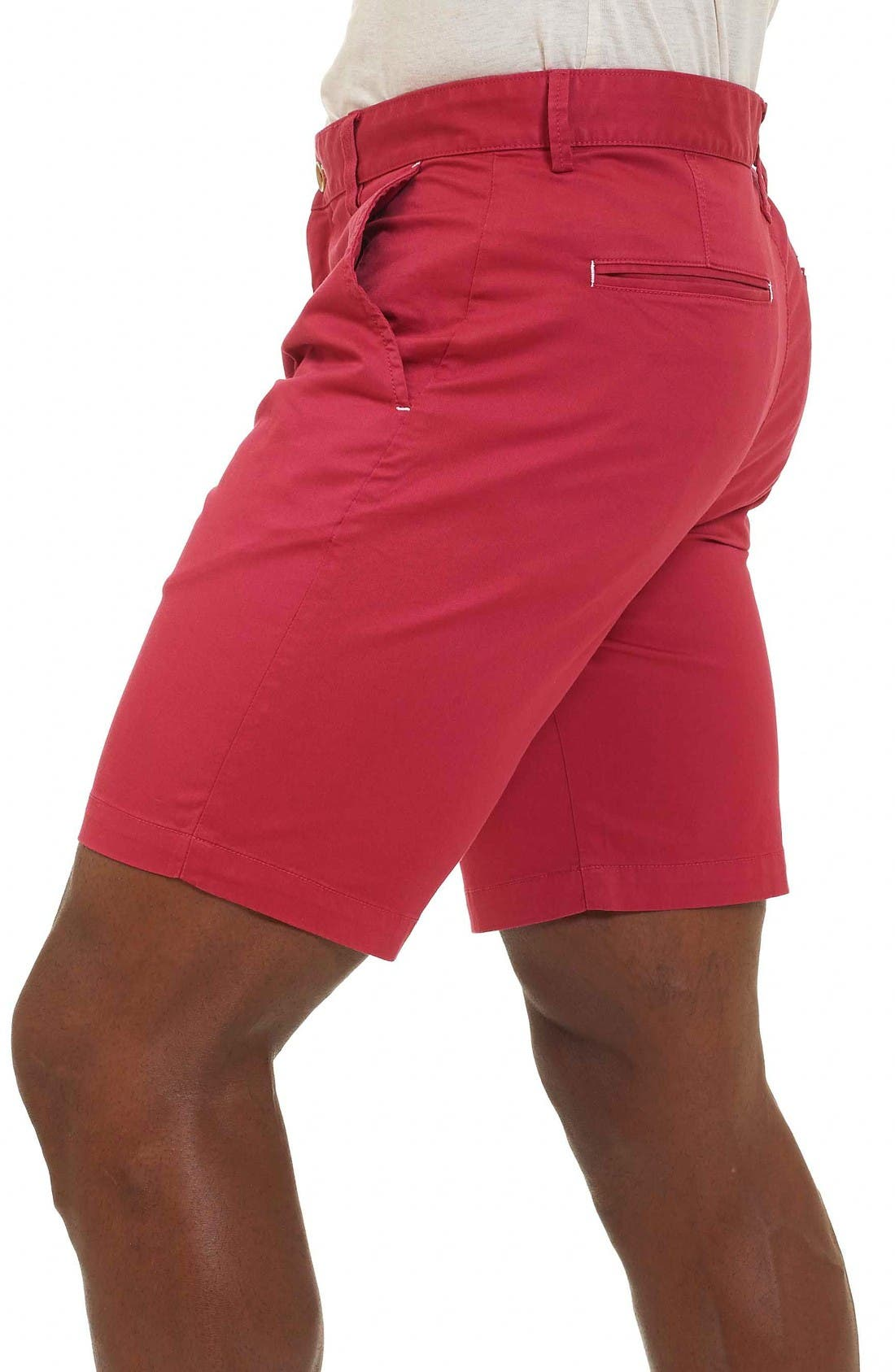 Pioneer Shorts,                             Alternate thumbnail 3, color,                             Berry