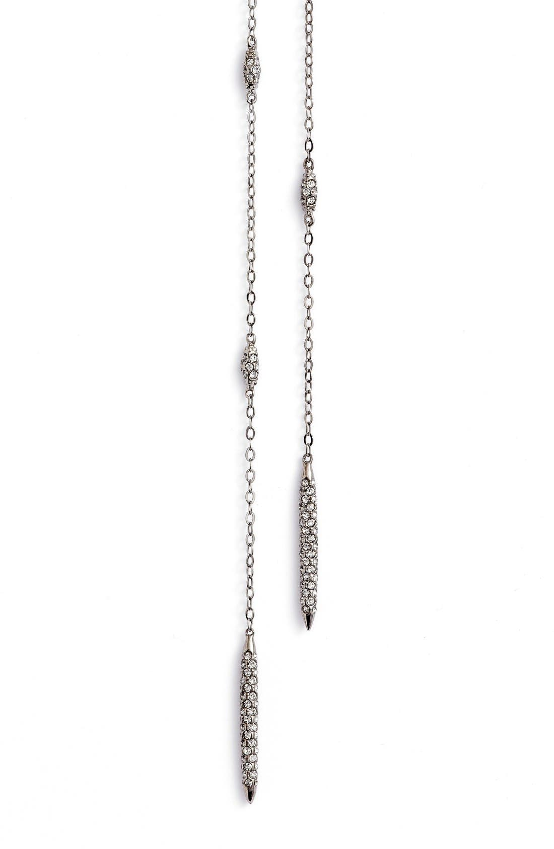 Alternate Image 2  - Nadri Kate Convertible Wrap Necklace