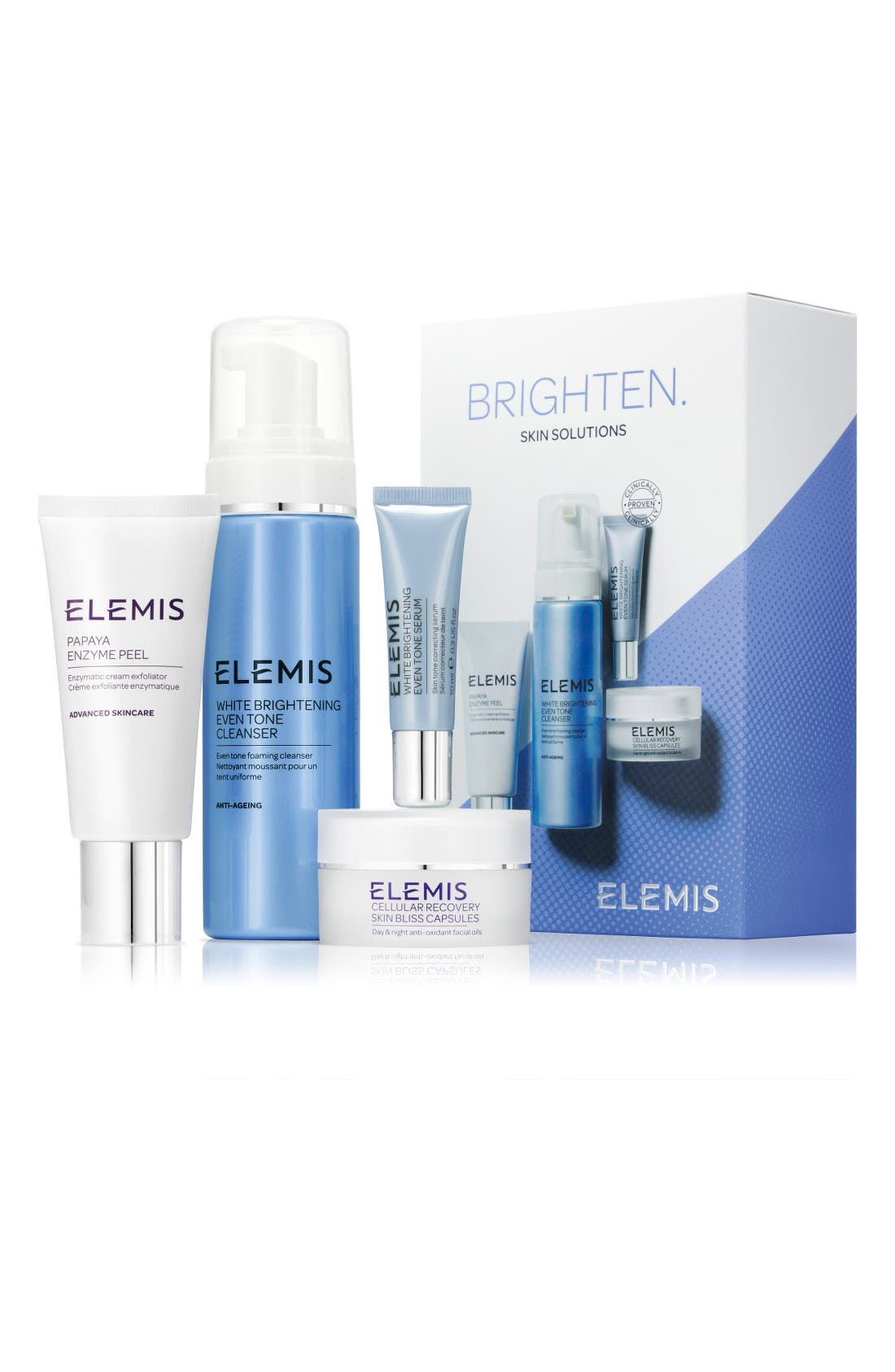 Your New Skin Solution Brighten Set,                             Main thumbnail 1, color,                             No Color