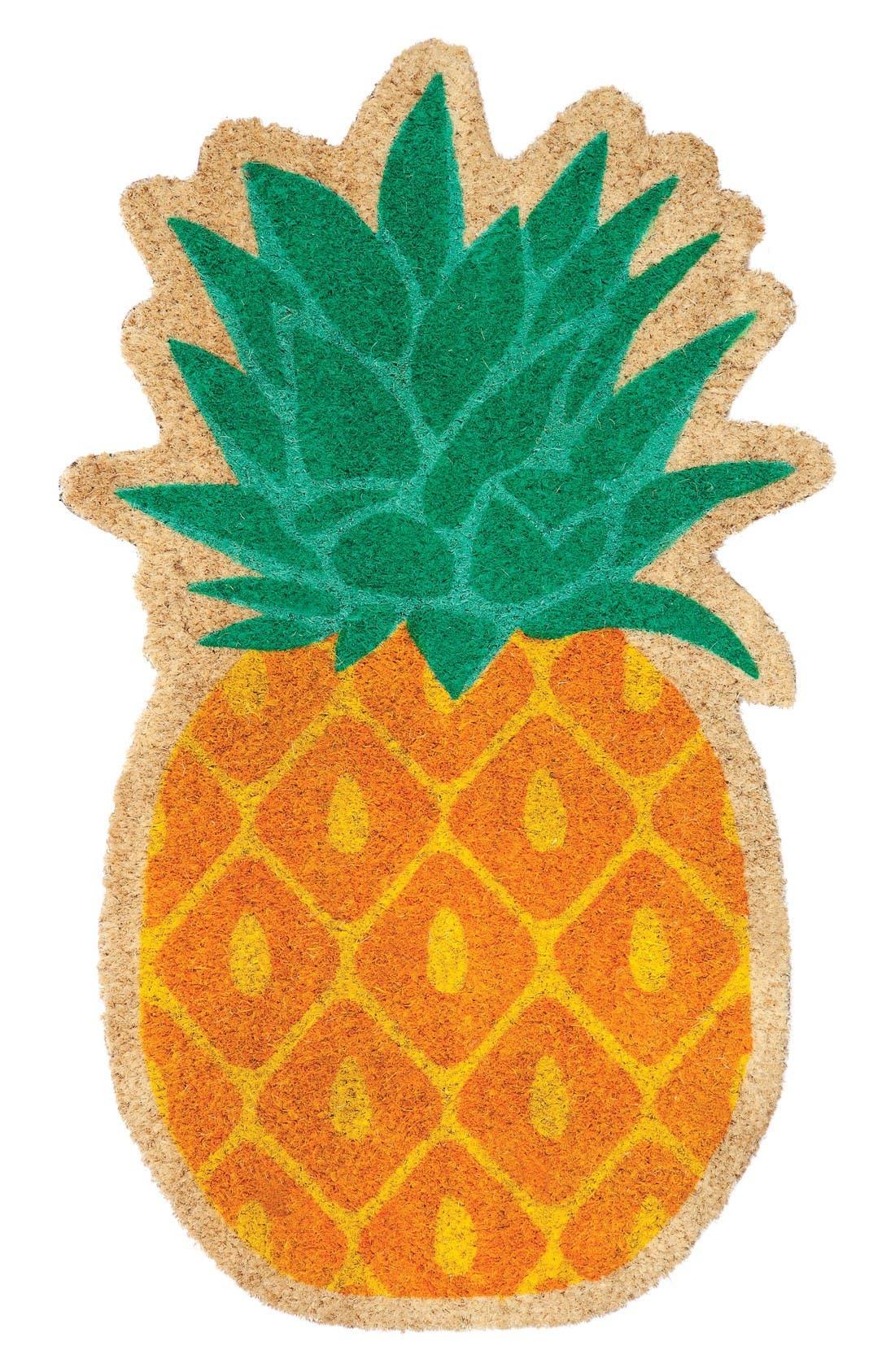 Sunnylife Pineapple Doormat | Nordstrom