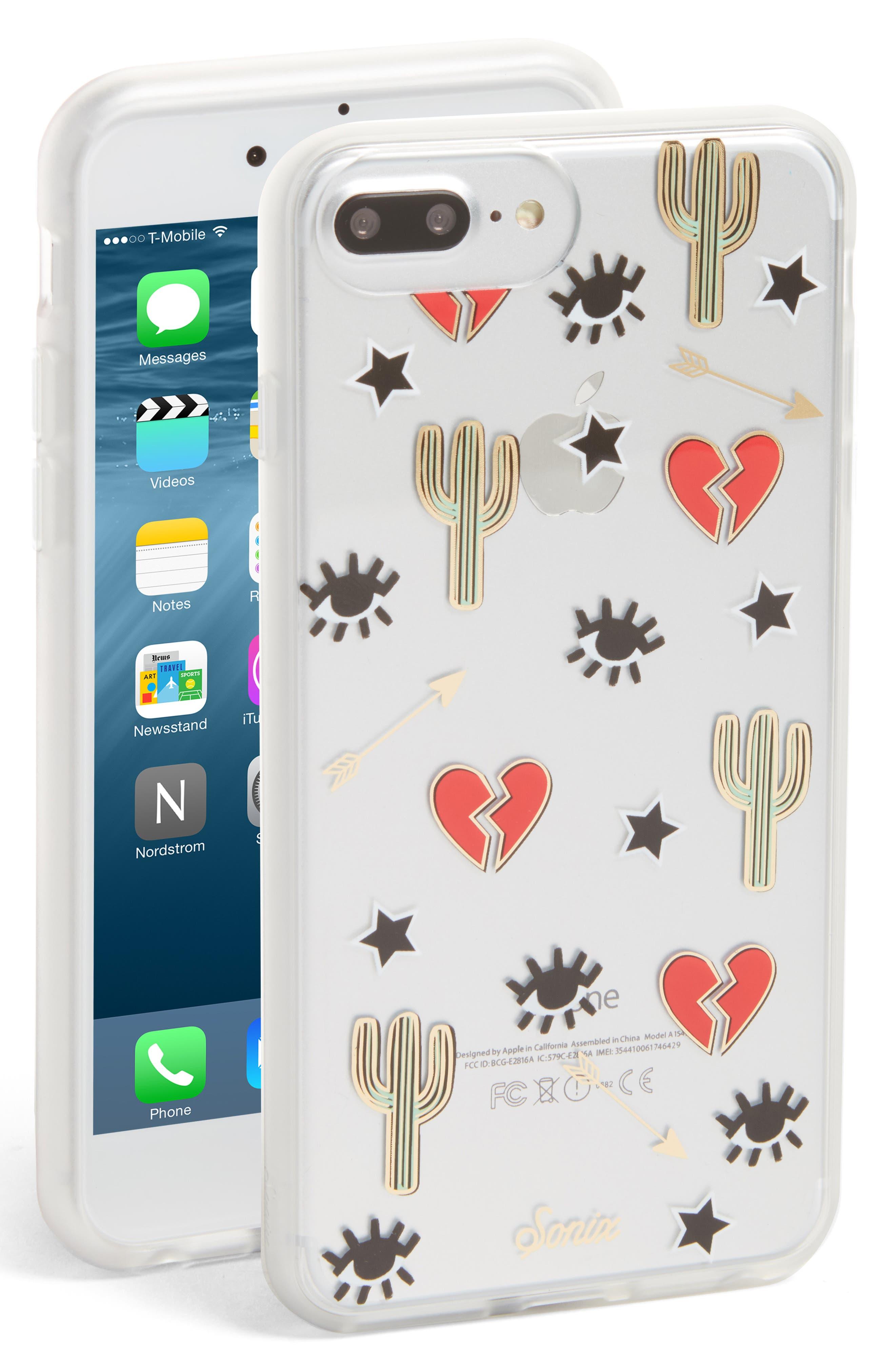 Sonix Love Bandit iPhone 6/6s/7/8 & 6/6s/7/8 Plus Case