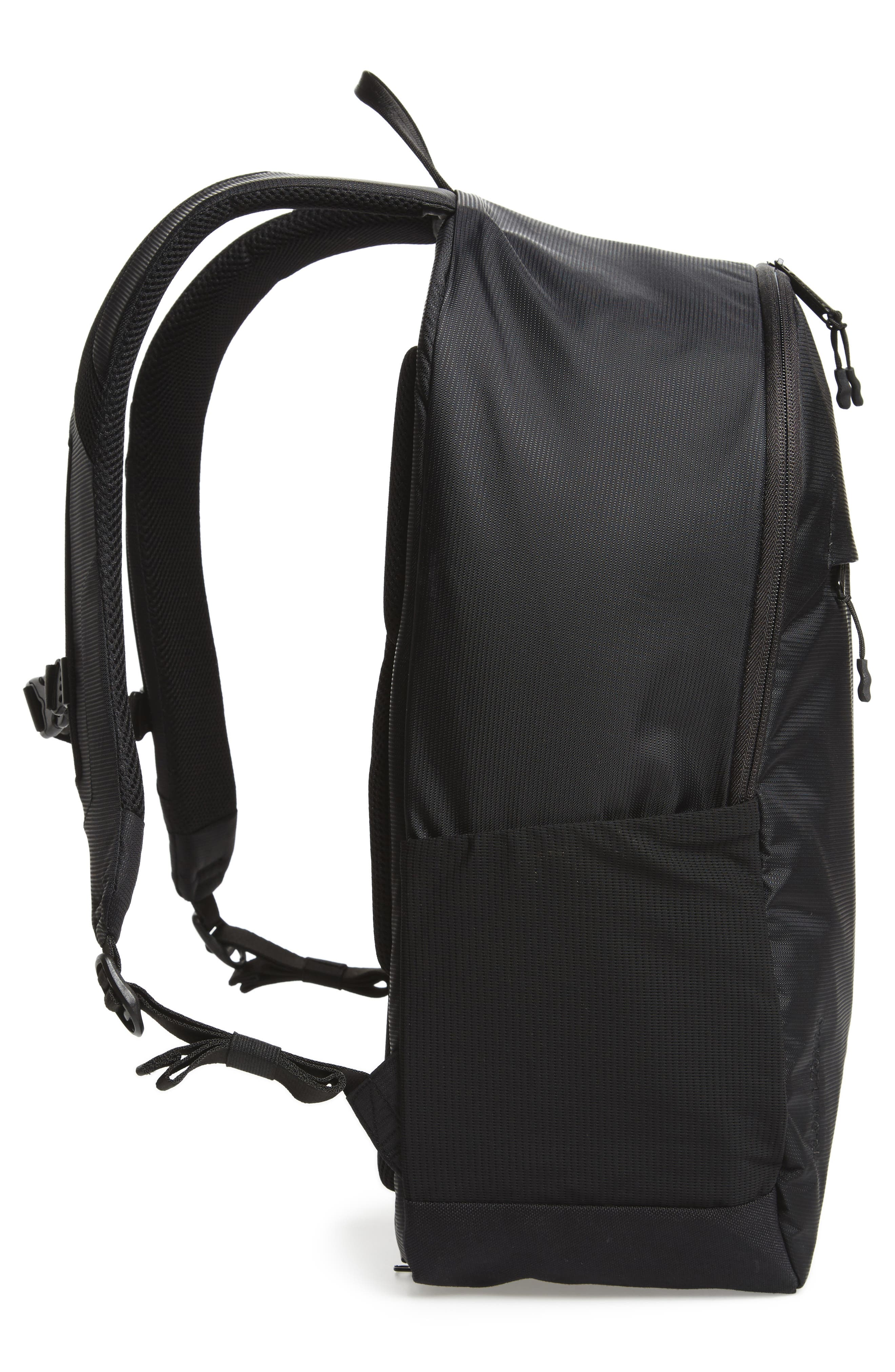 Mammoth Trail Backpack,                             Alternate thumbnail 4, color,                             Black
