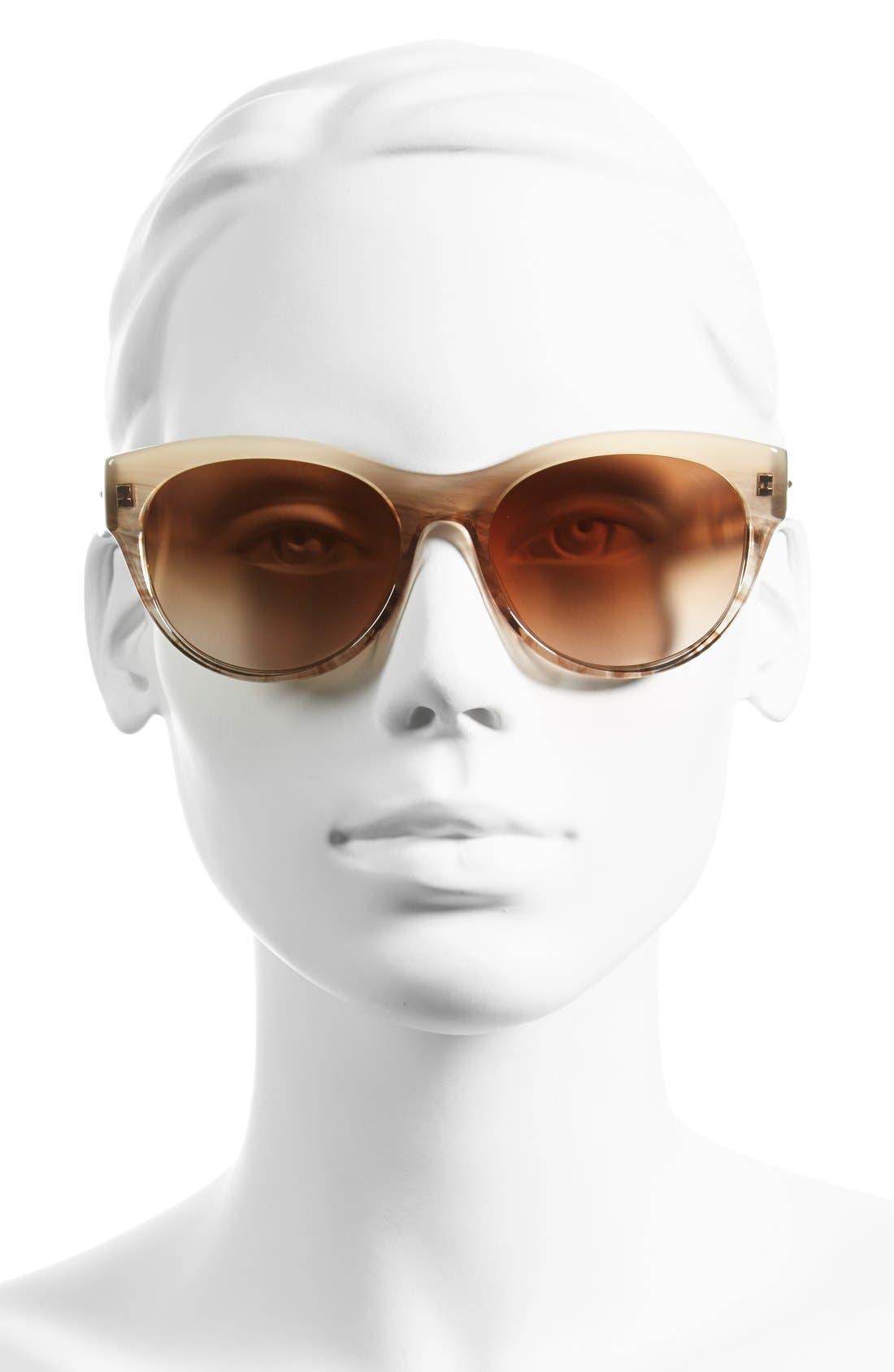 Alternate Image 2  - Oliver Peoples 'Mande' 55mm Sunglasses