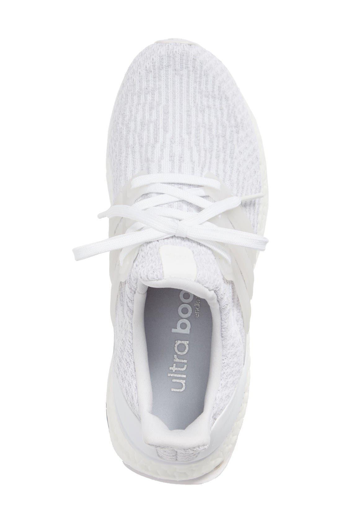 Alternate Image 3  - adidas 'UltraBoost' Running Shoe (Women)