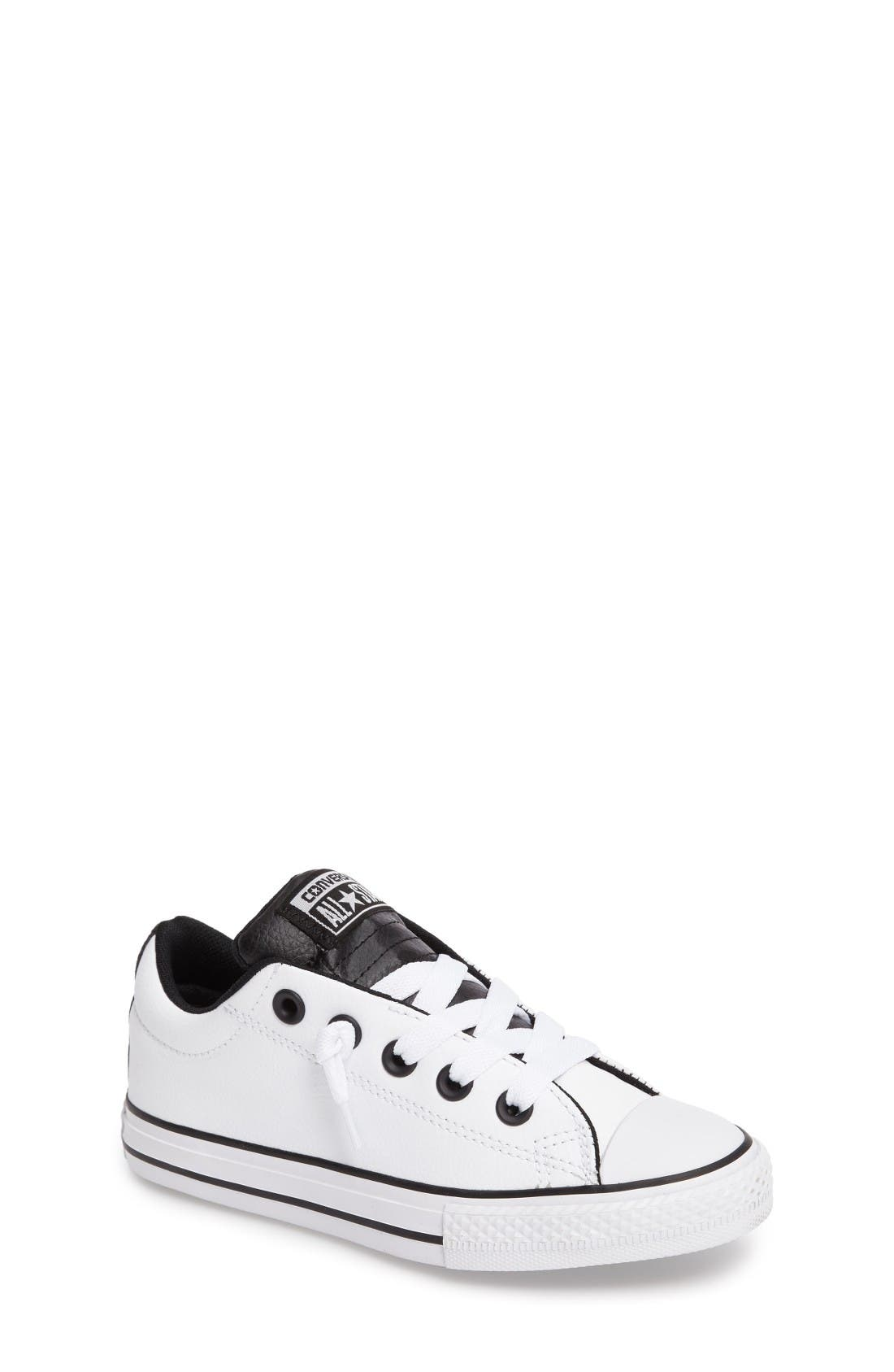 CONVERSE Chuck Taylor<sup>®</sup> All Star<sup>®</sup> Street Sneaker
