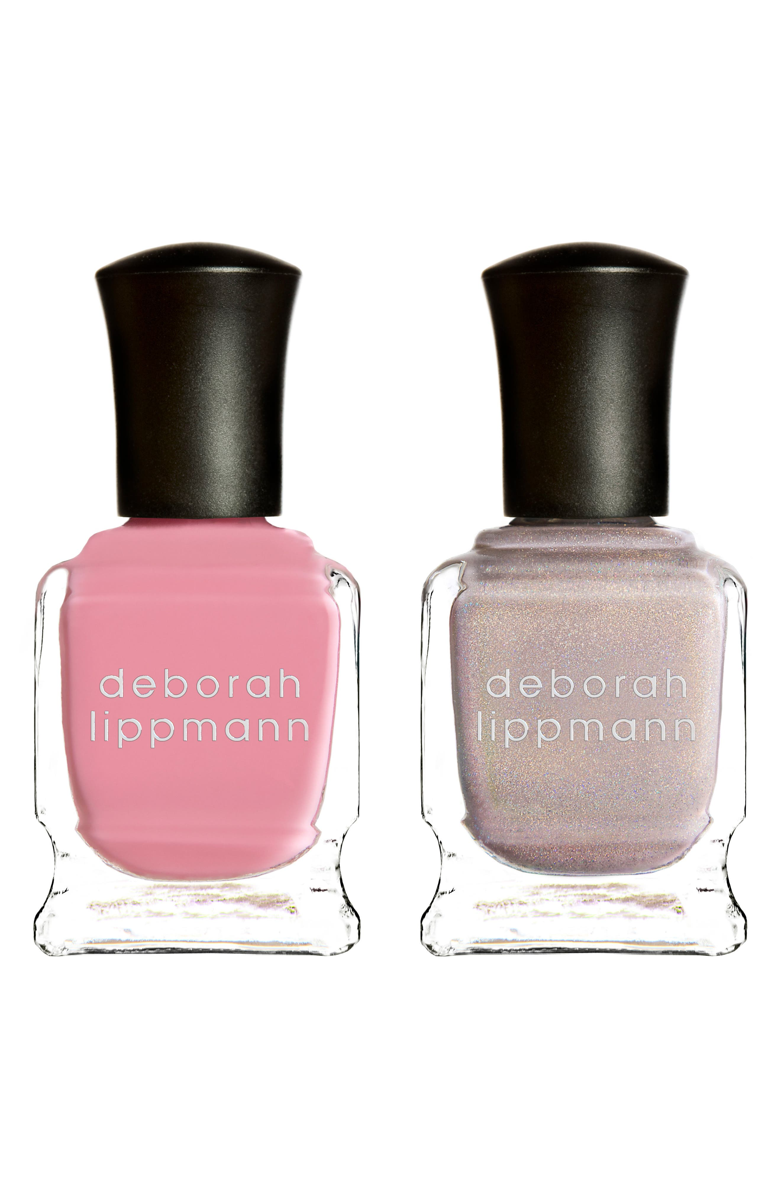 Alternate Image 2  - Deborah Lippmann Hologram Girl Nail Color Duo ($24 Value)