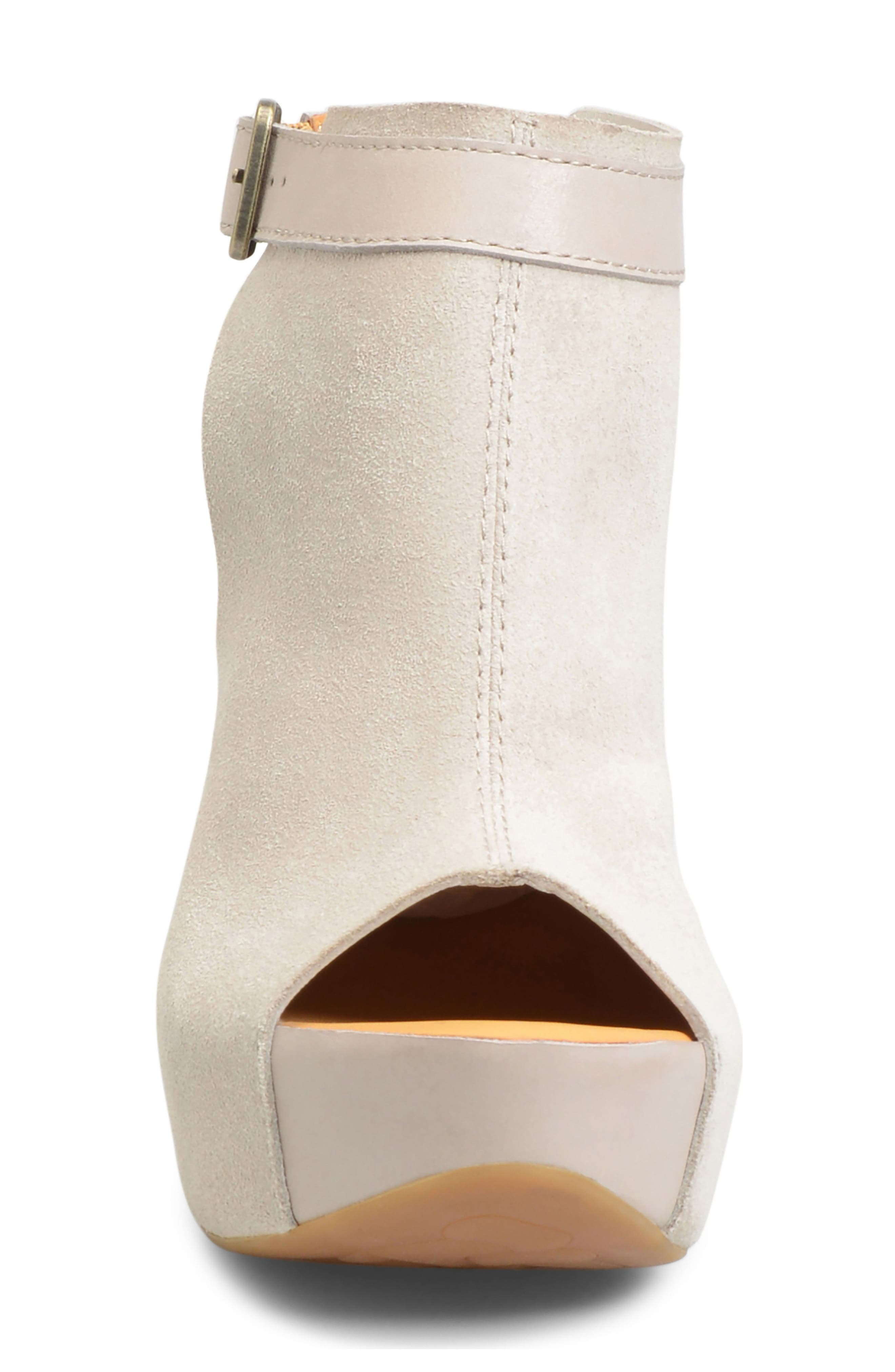 Alternate Image 3  - Kork-Ease® 'Berit' Wedge Sandal (Women)