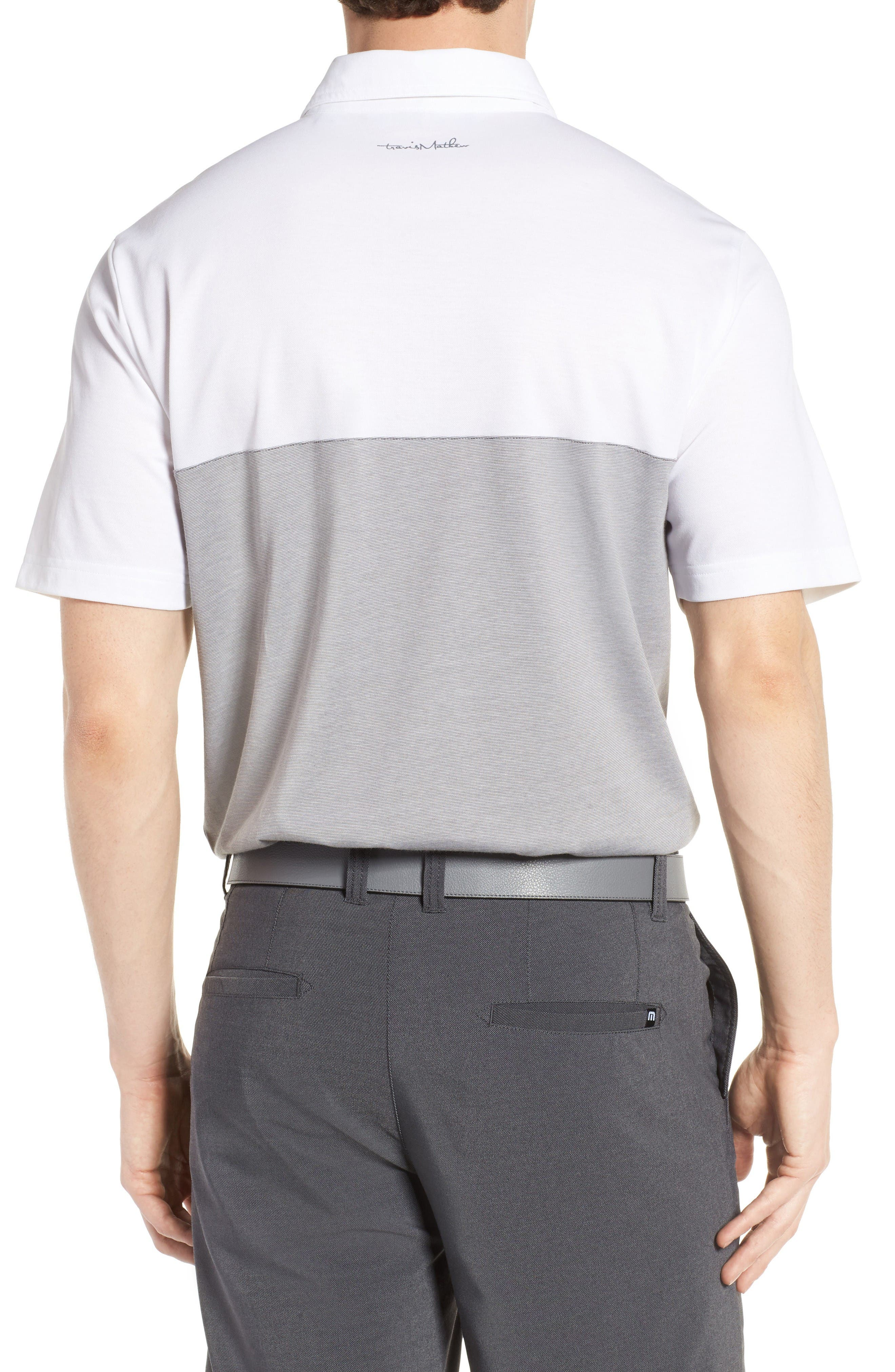 Sivanish Piqué Polo,                             Alternate thumbnail 2, color,                             White Quiet Shade