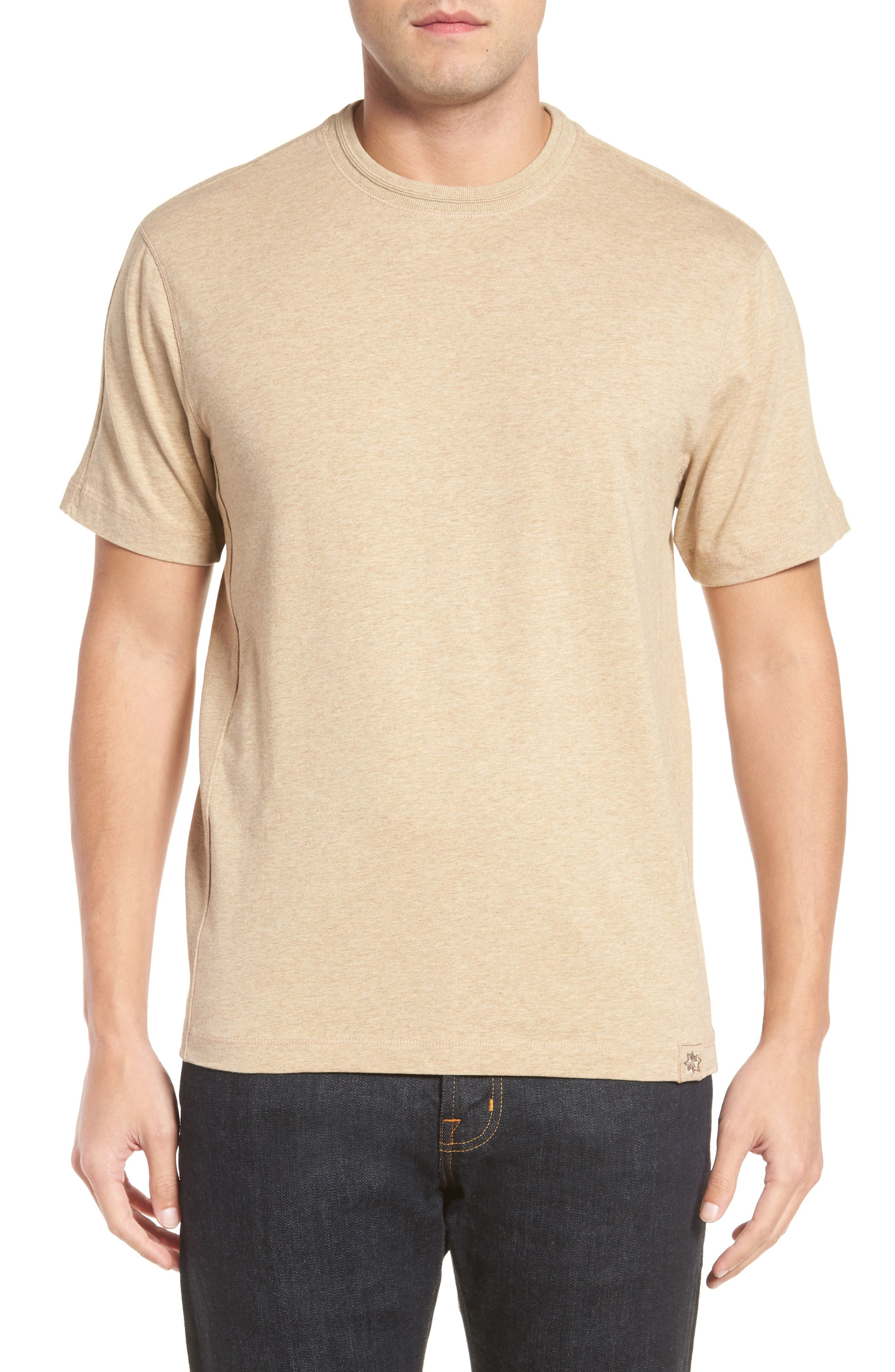 Alternate Image 1 Selected - Thaddeus Steve Stretch Jersey T-Shirt