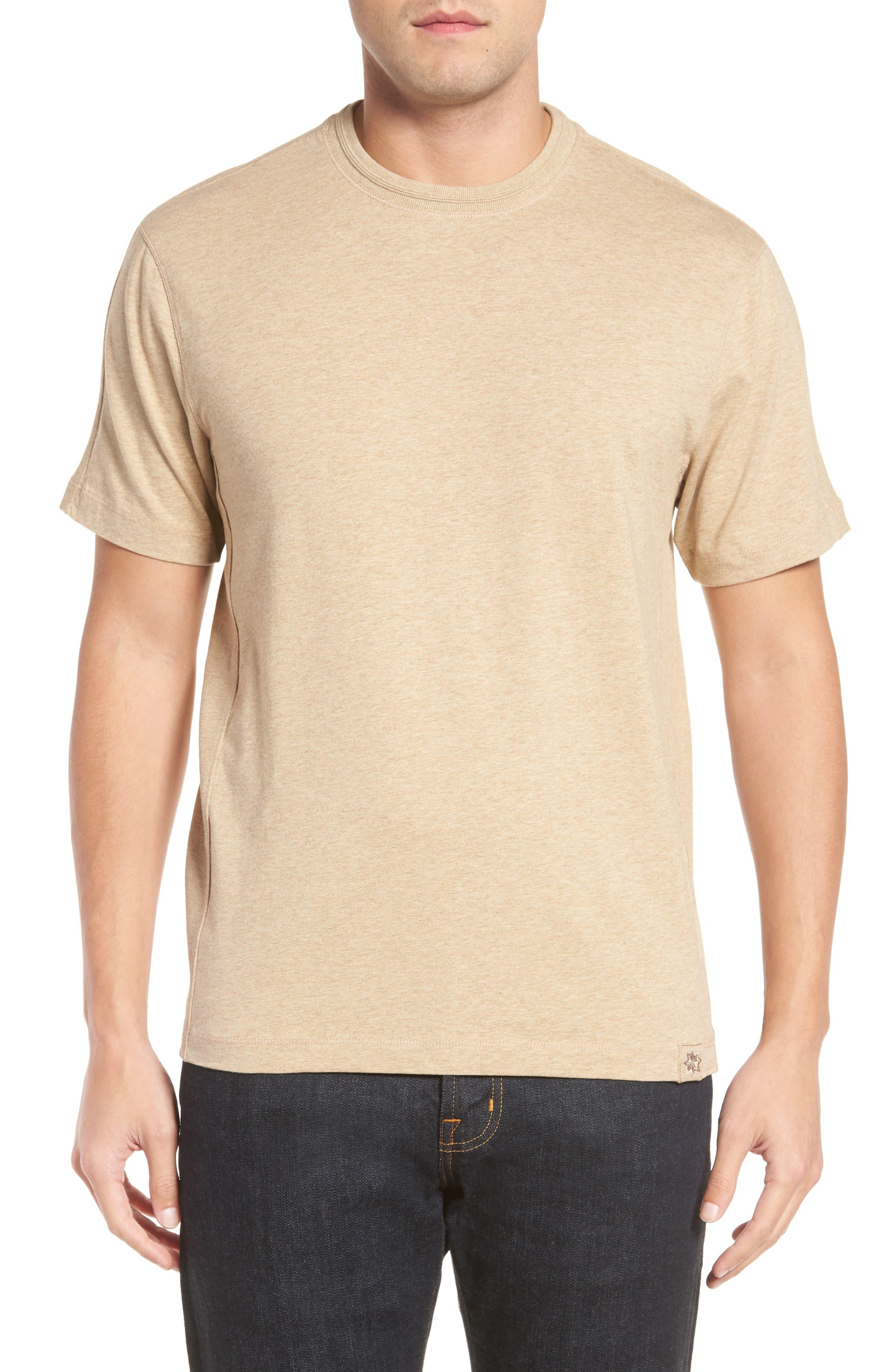 Main Image - Thaddeus Steve Stretch Jersey T-Shirt