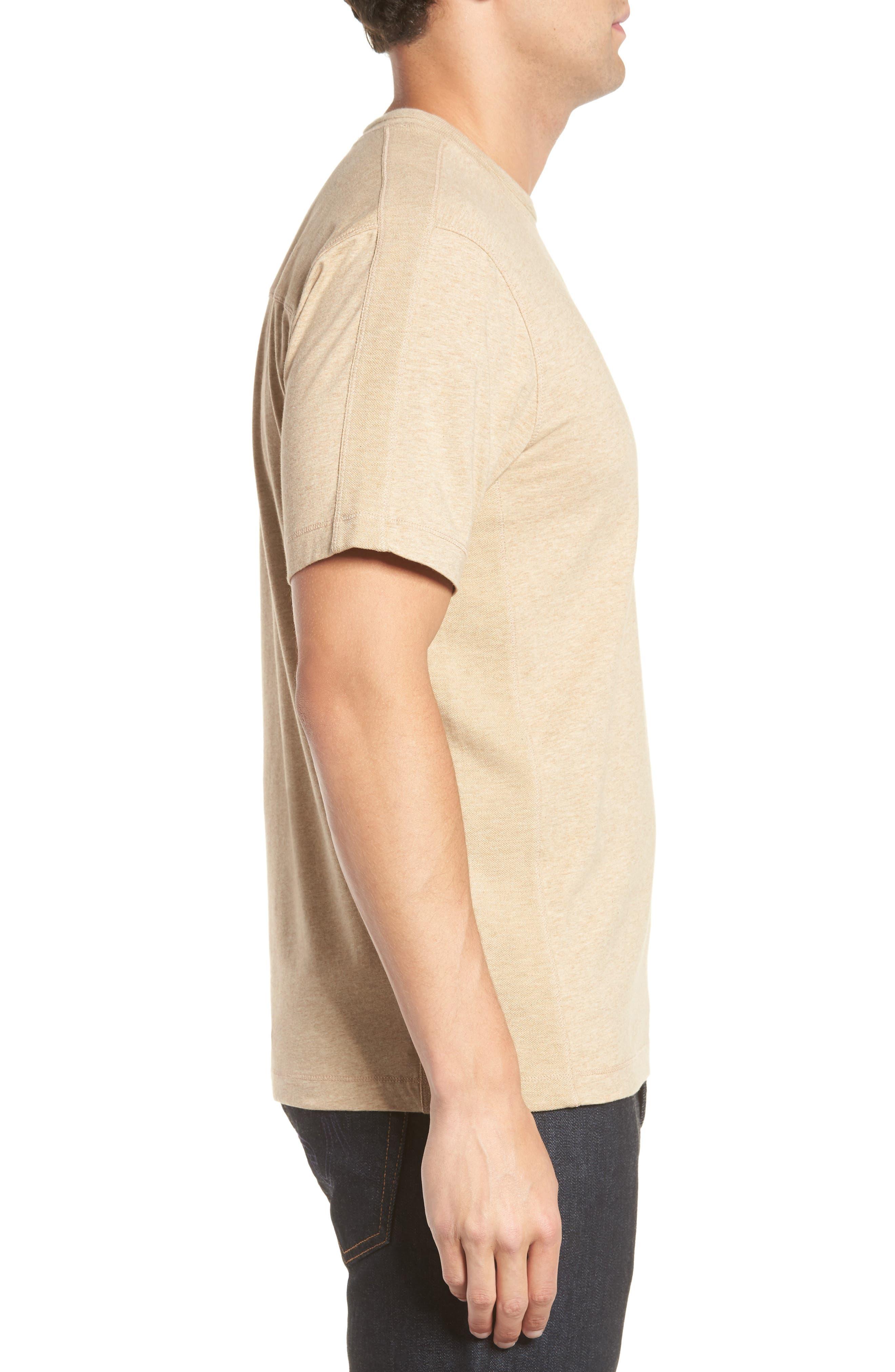 Alternate Image 3  - Thaddeus Steve Stretch Jersey T-Shirt
