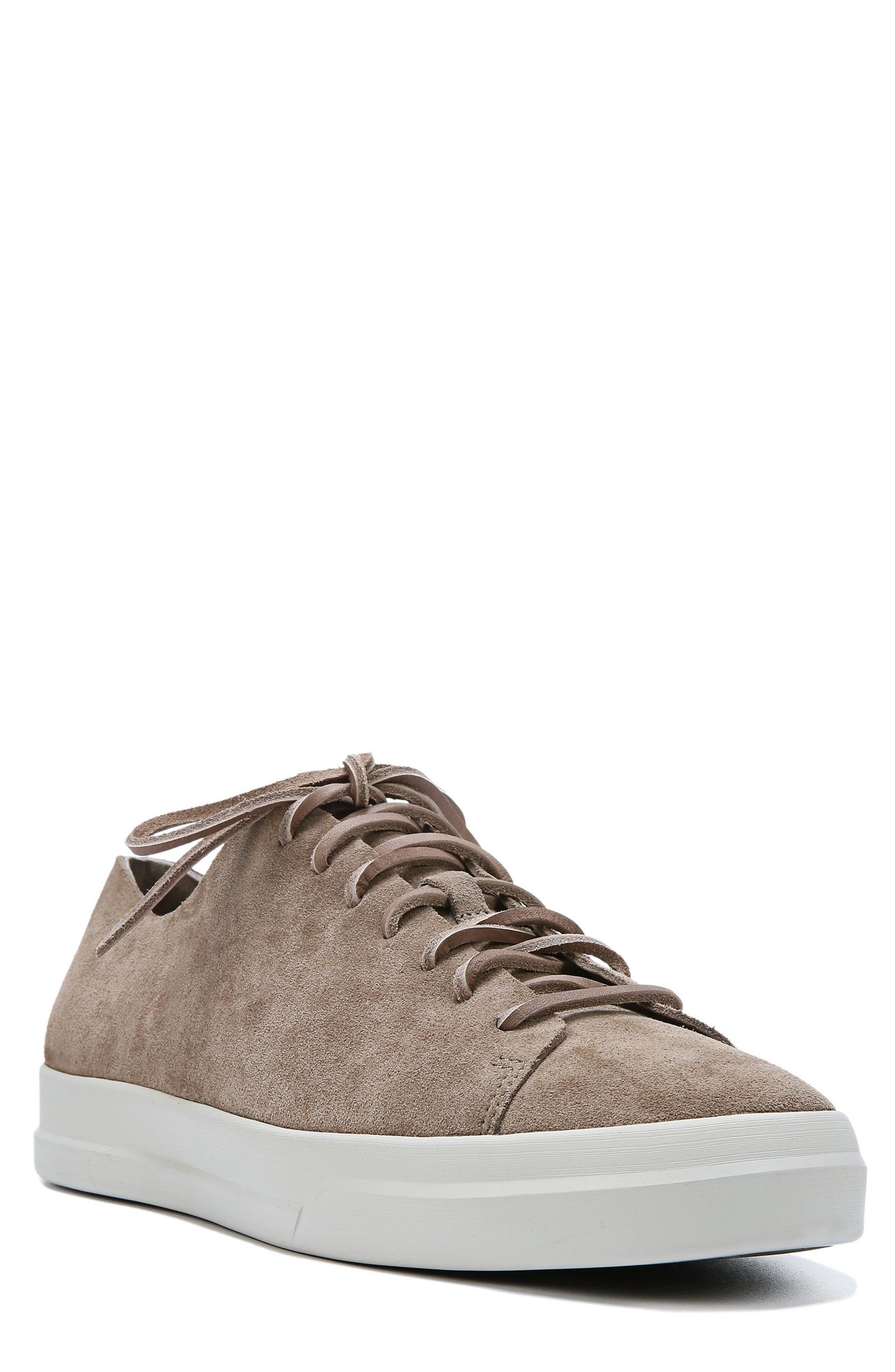 Copeland Sneaker,                             Main thumbnail 1, color,                             Flint Tan Suede
