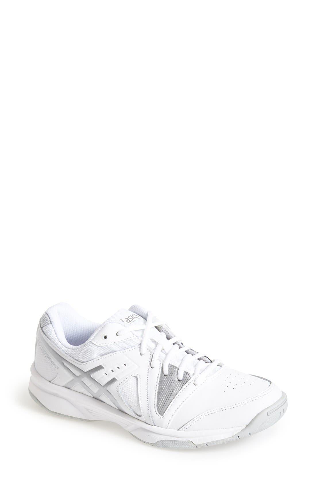 1 asics gel gamepoint tennis shoe