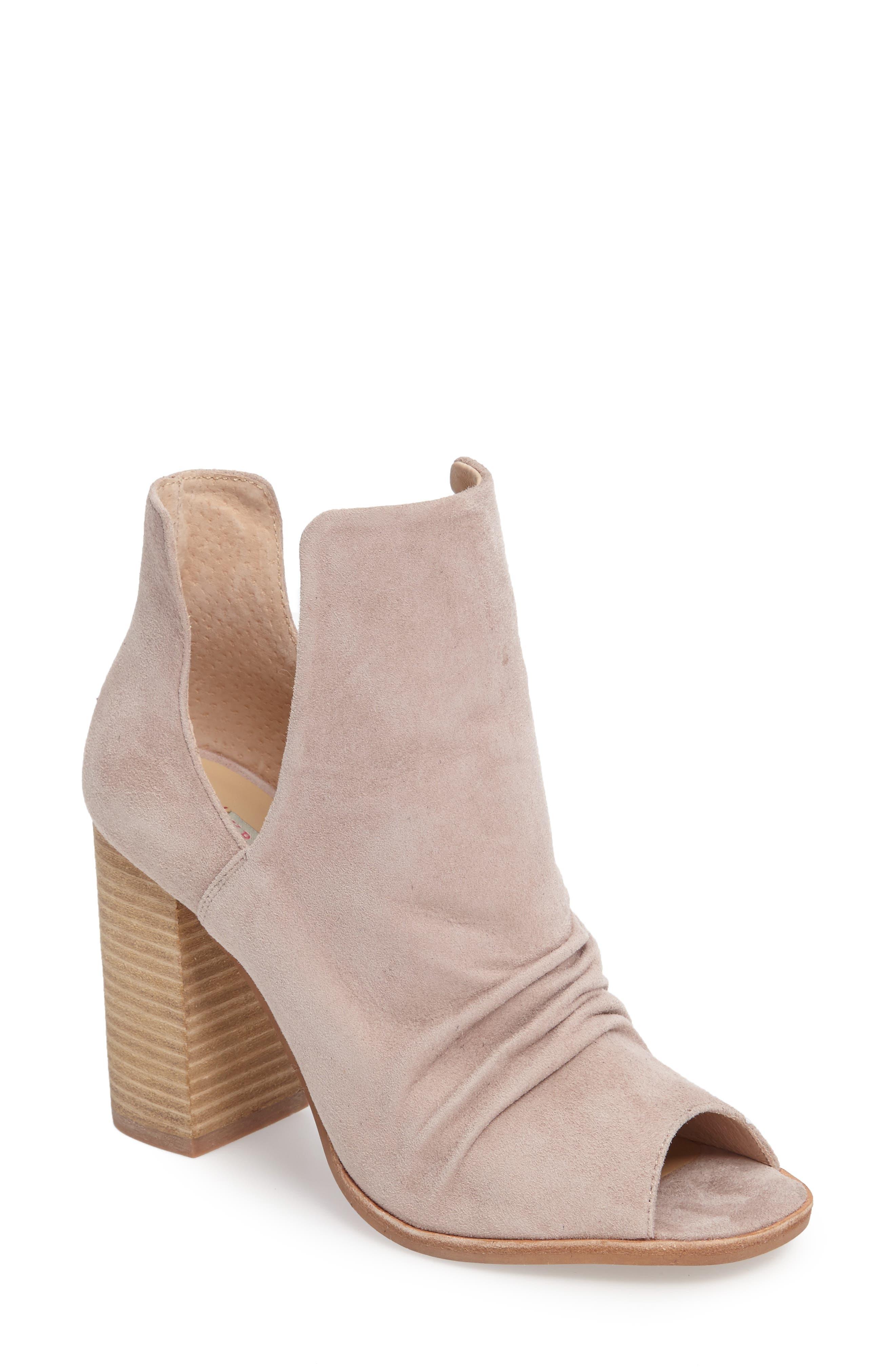 Kristin Cavallari Lash Split Shaft Bootie (Women)
