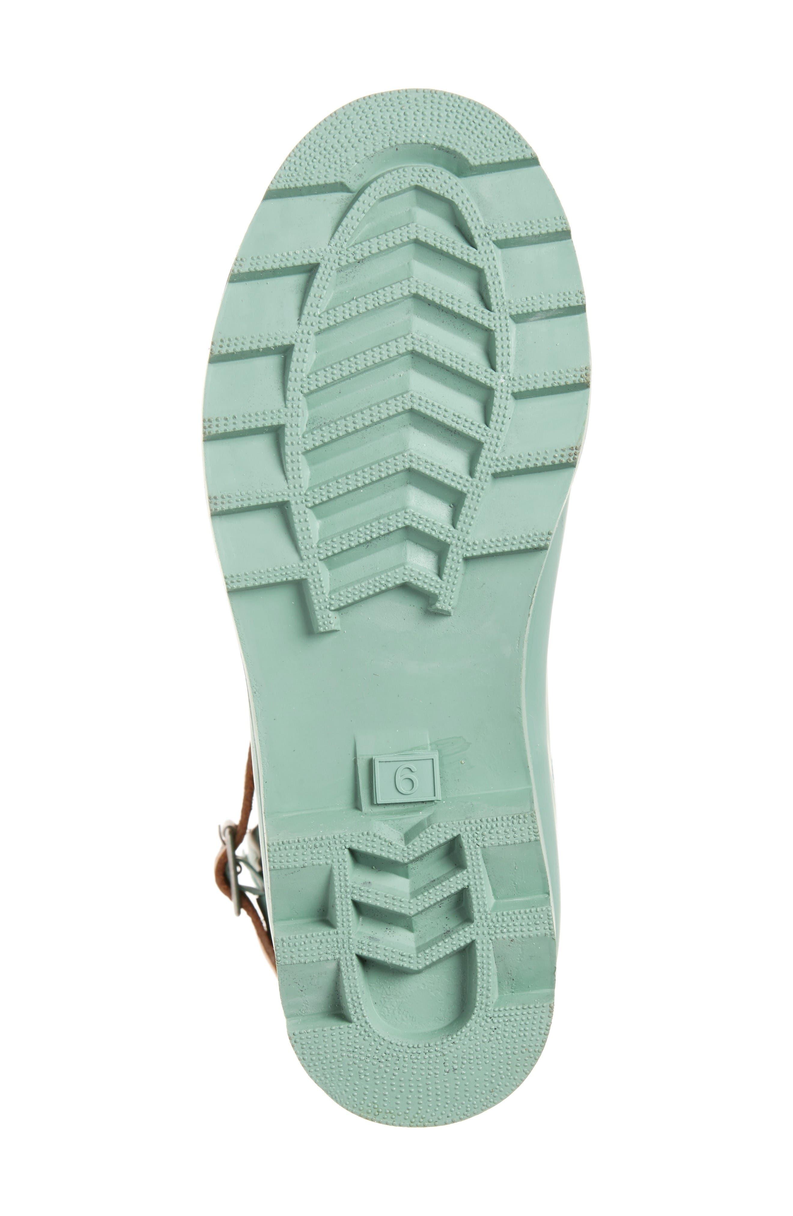 Alternate Image 4  - Chooka 'Top Solid Mid Height' Rain Boot (Women)
