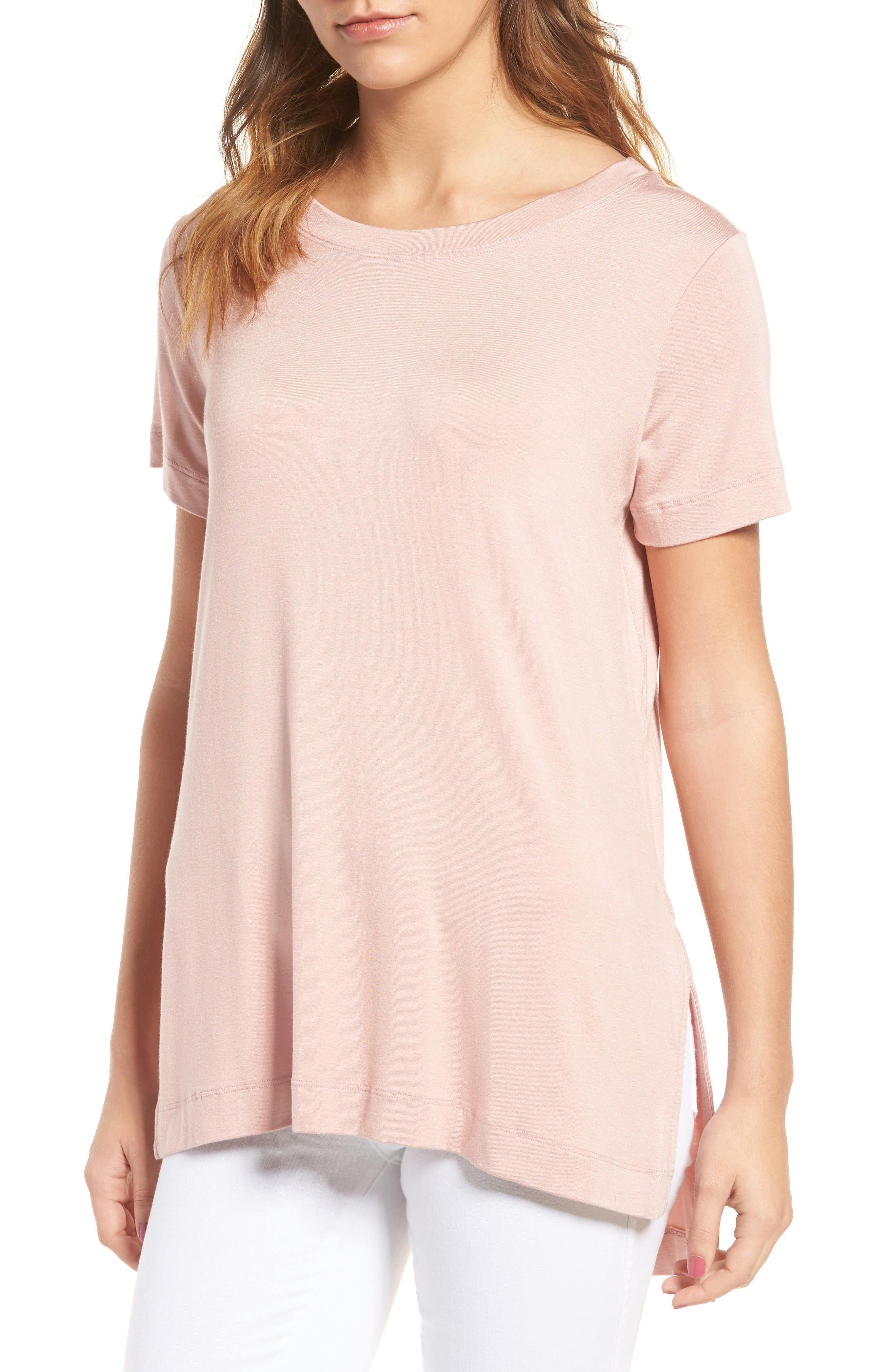 Amour Vert Paola High/Low Tee
