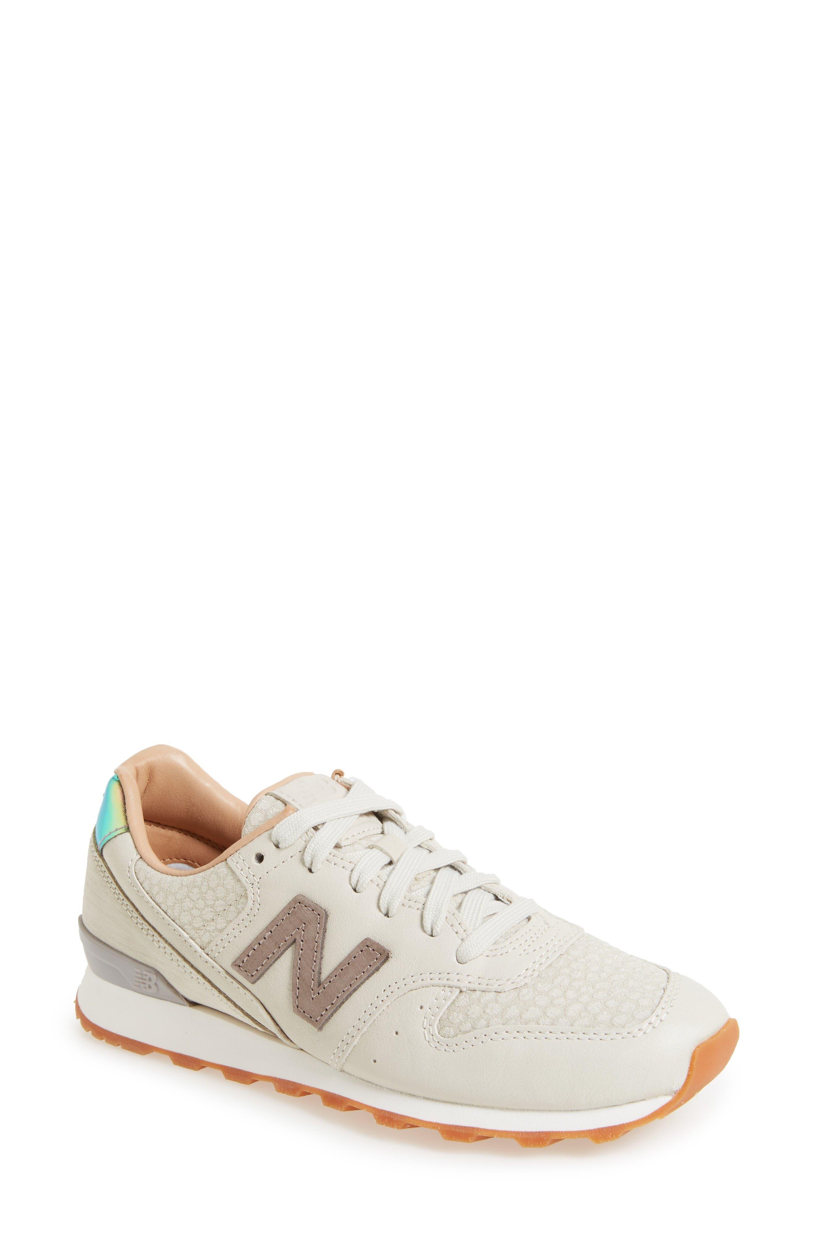 696 Sneaker,                         Main,                         color, Powder