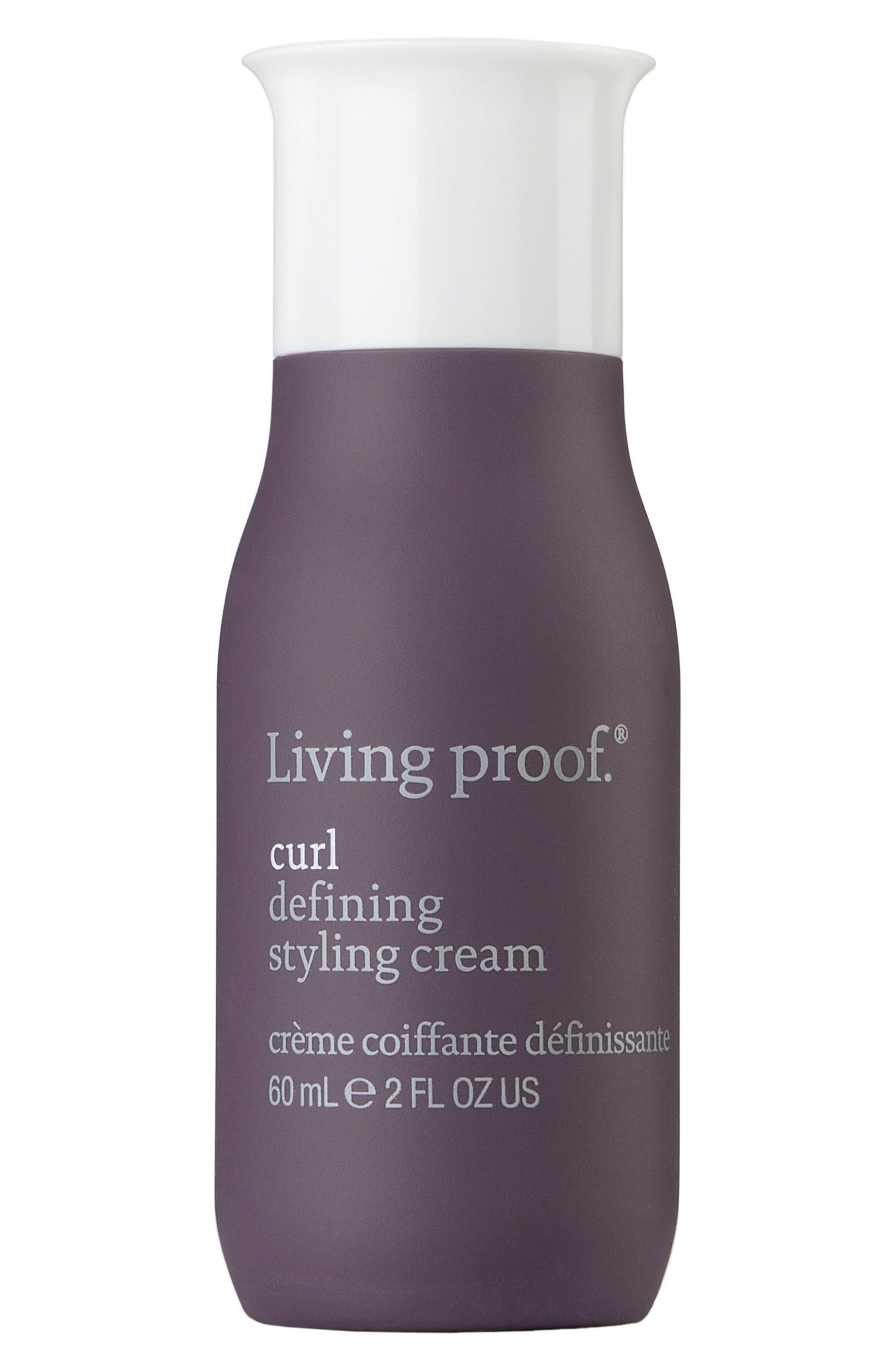 Alternate Image 2  - Living proof® Curl Defining Styling Cream